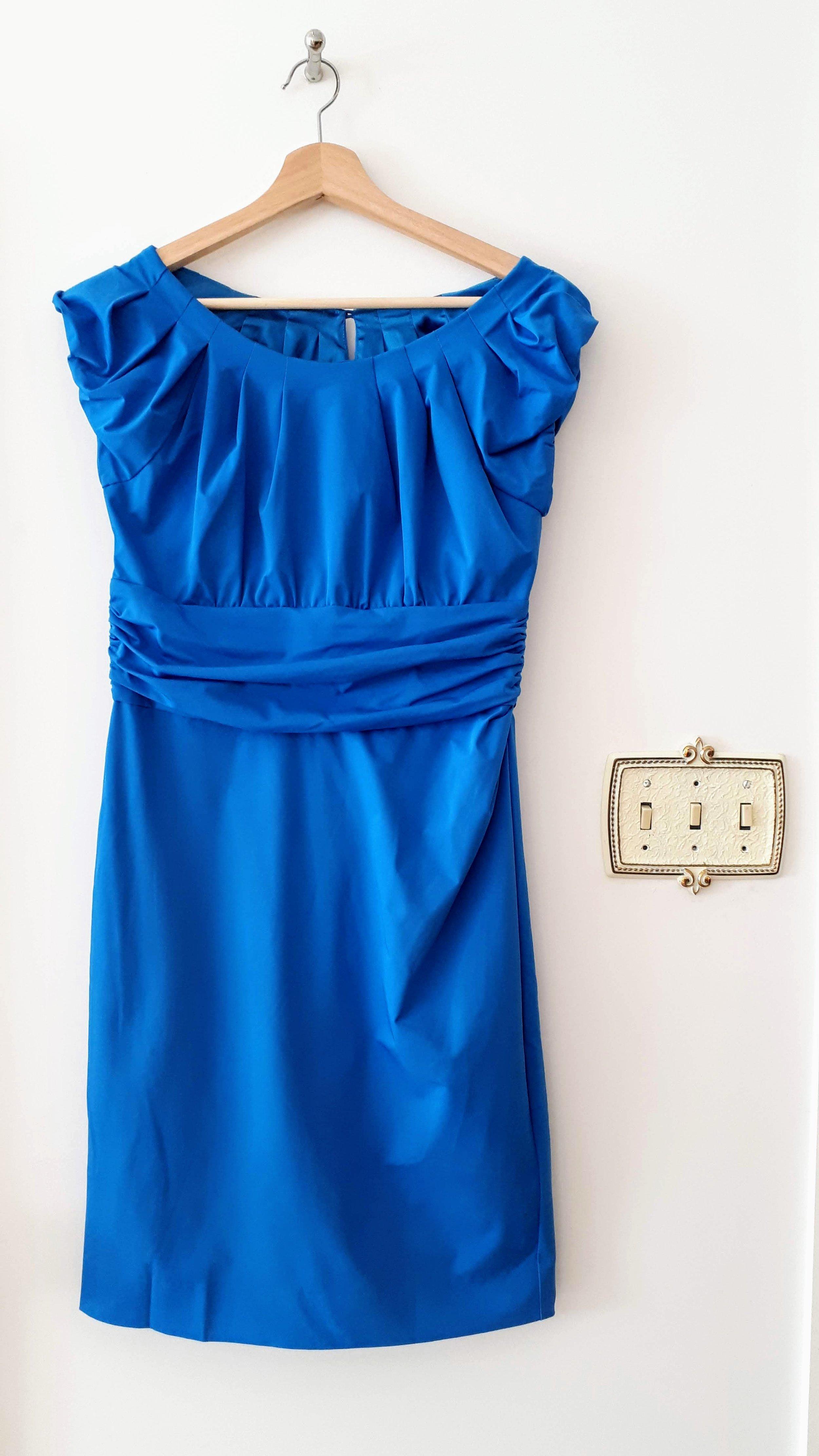 Diane von Furstenberg dress; Size S, $85