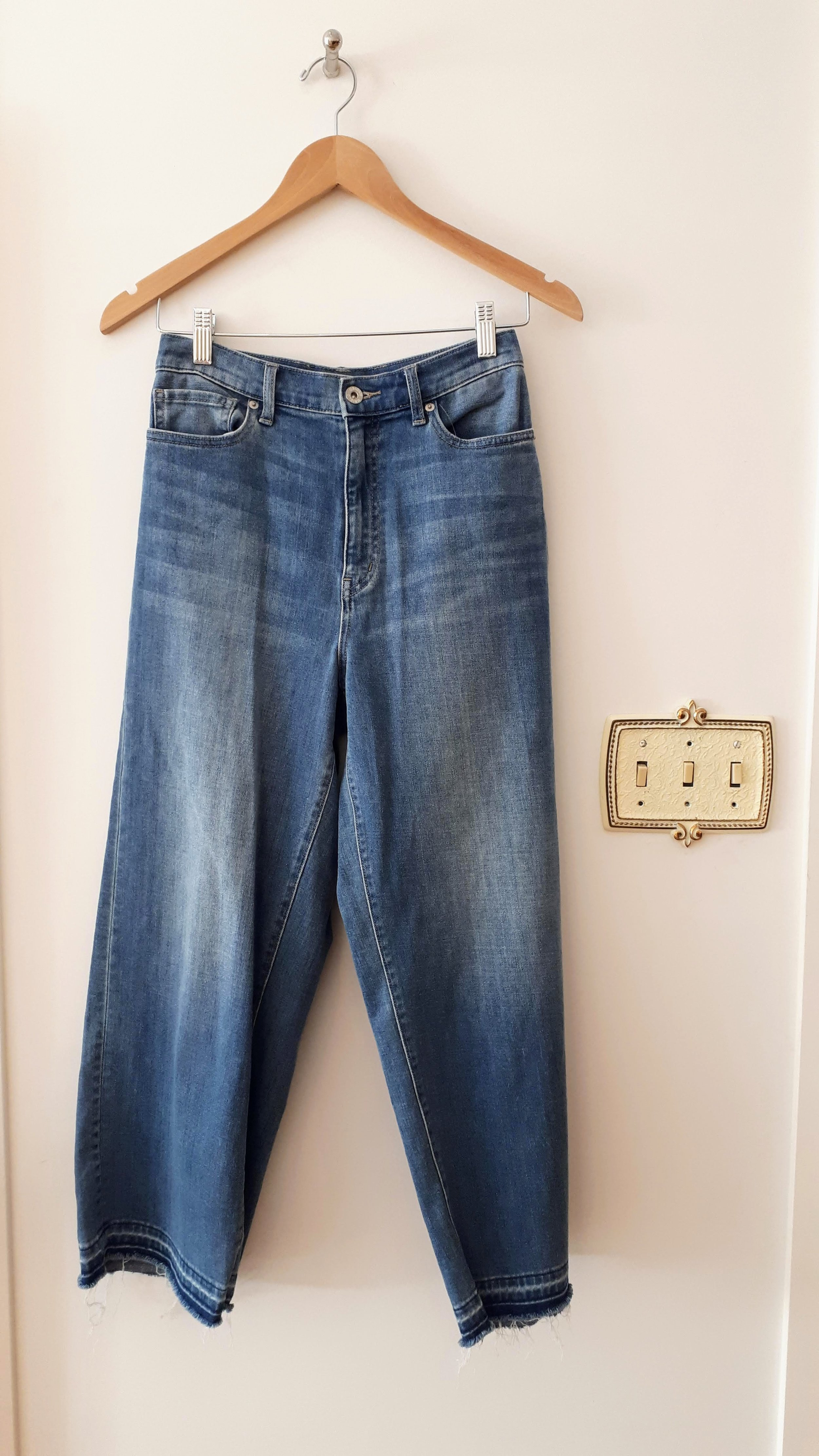 Uniqlo pants; Size 25, $36