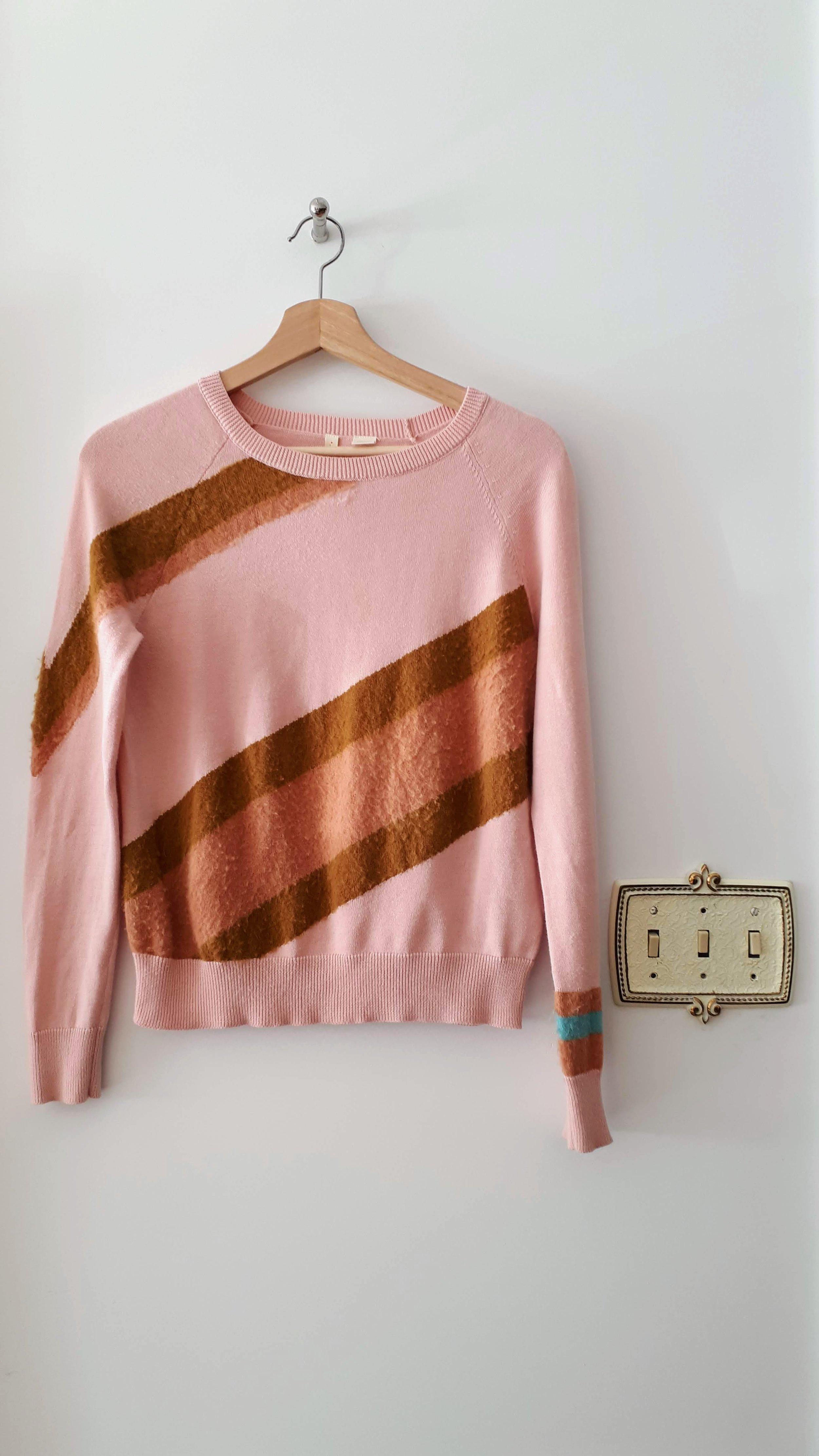 Moth top; Size XS, $22