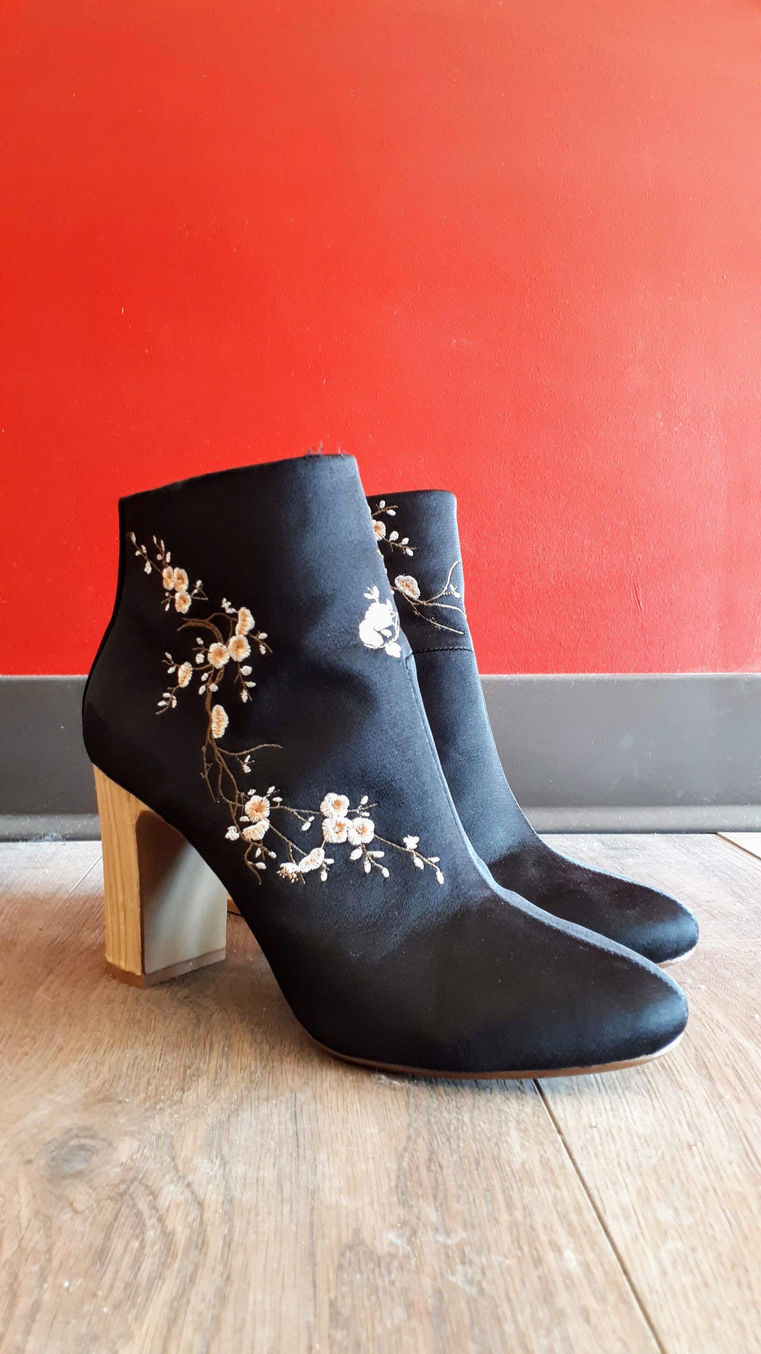 Nanette Lepore boots; Size 9, $56