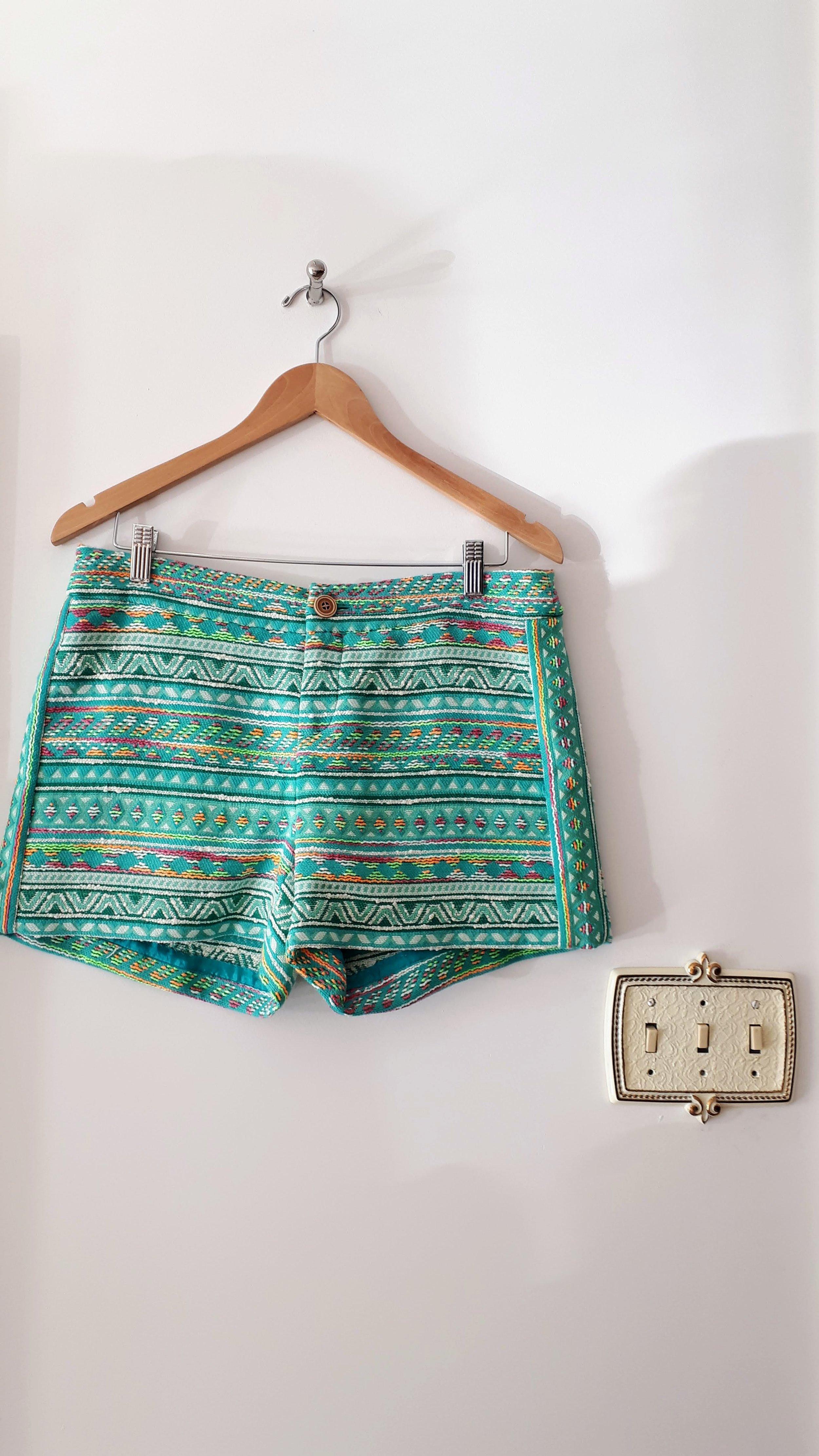 Elevenses shorts; Size 11, $24