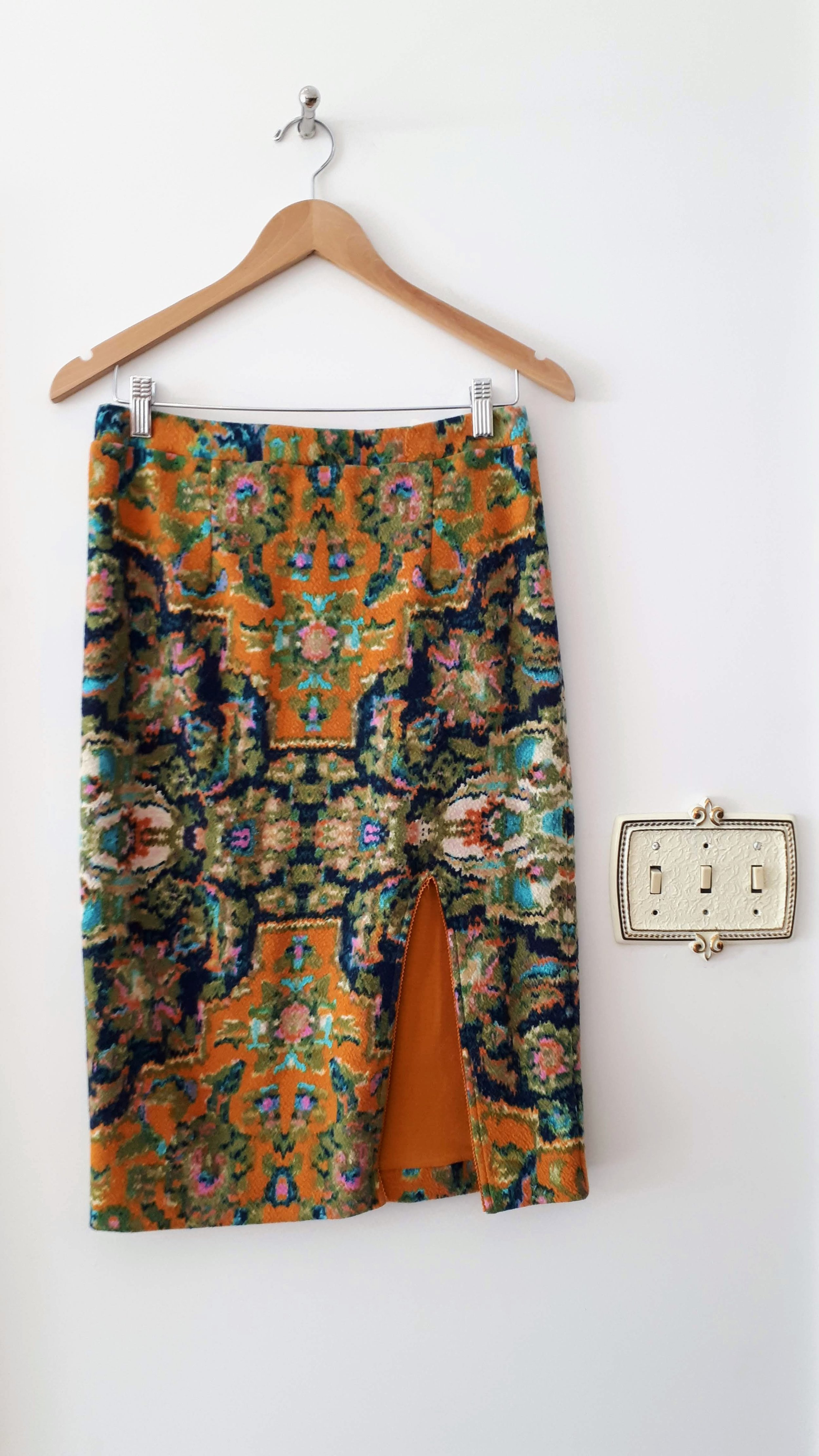 Maeve skirt; Size M, $28