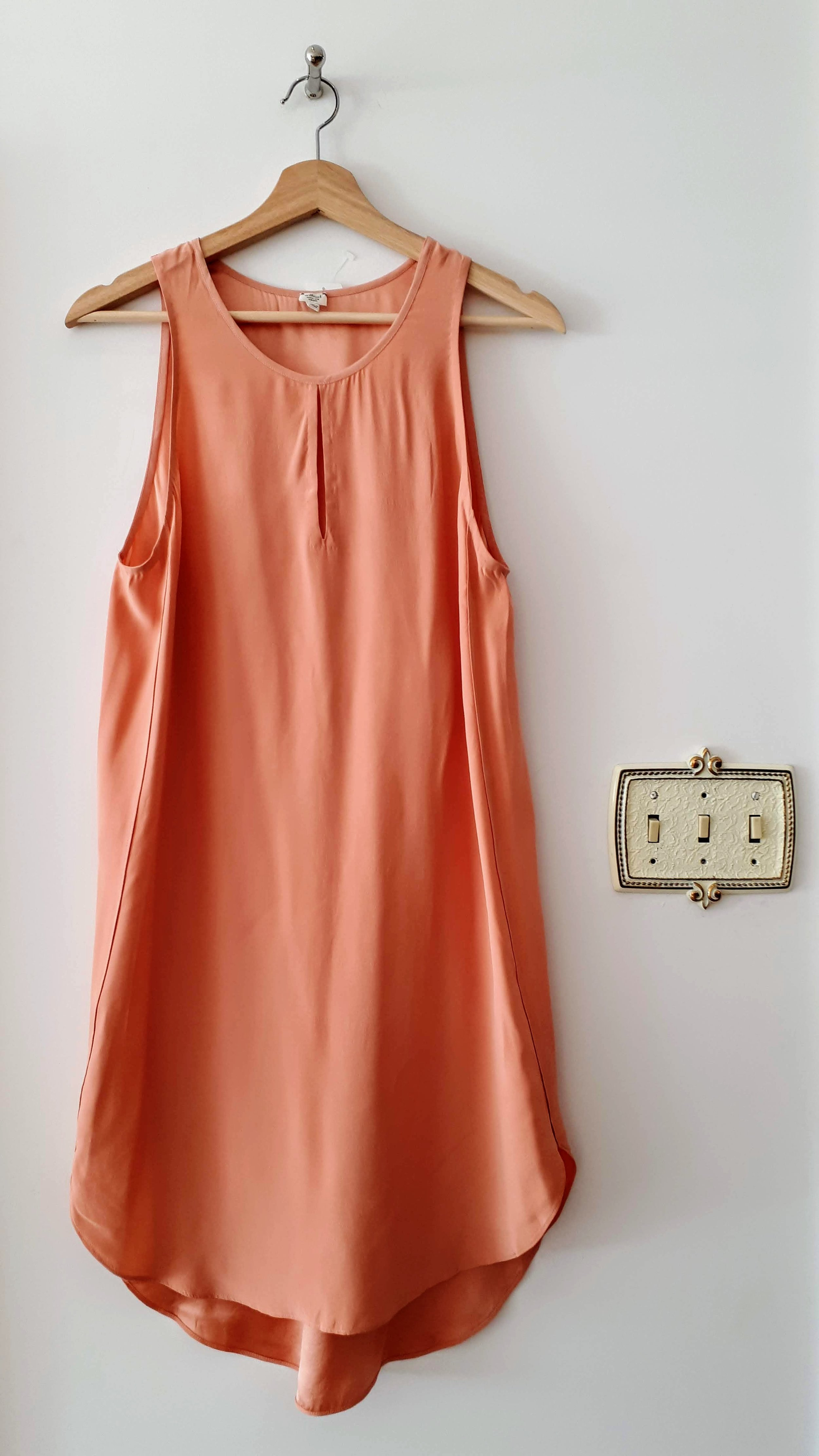 Wilfred dress; Size S, $38