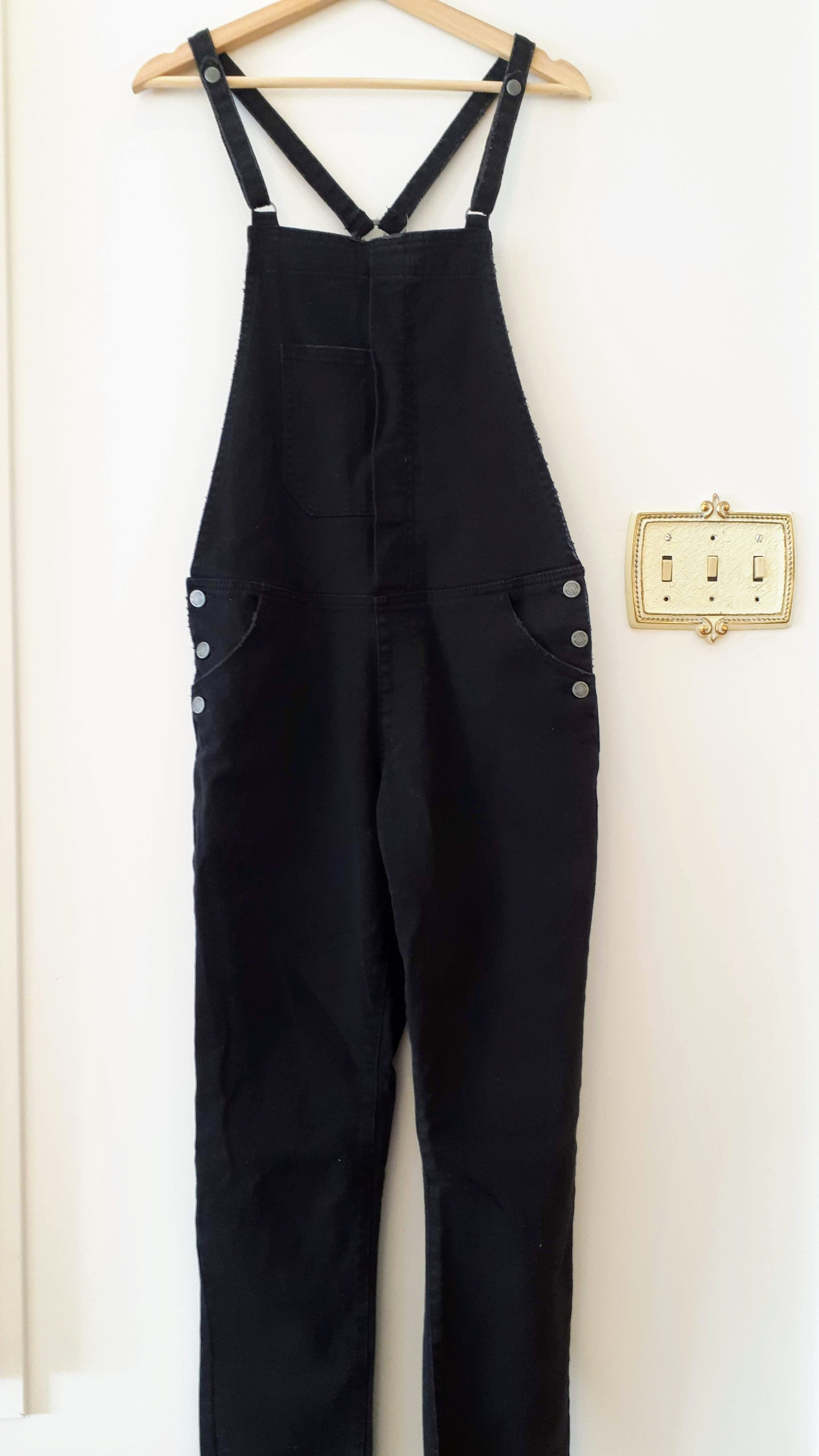 Vila Clothes overalls; Size S, $32