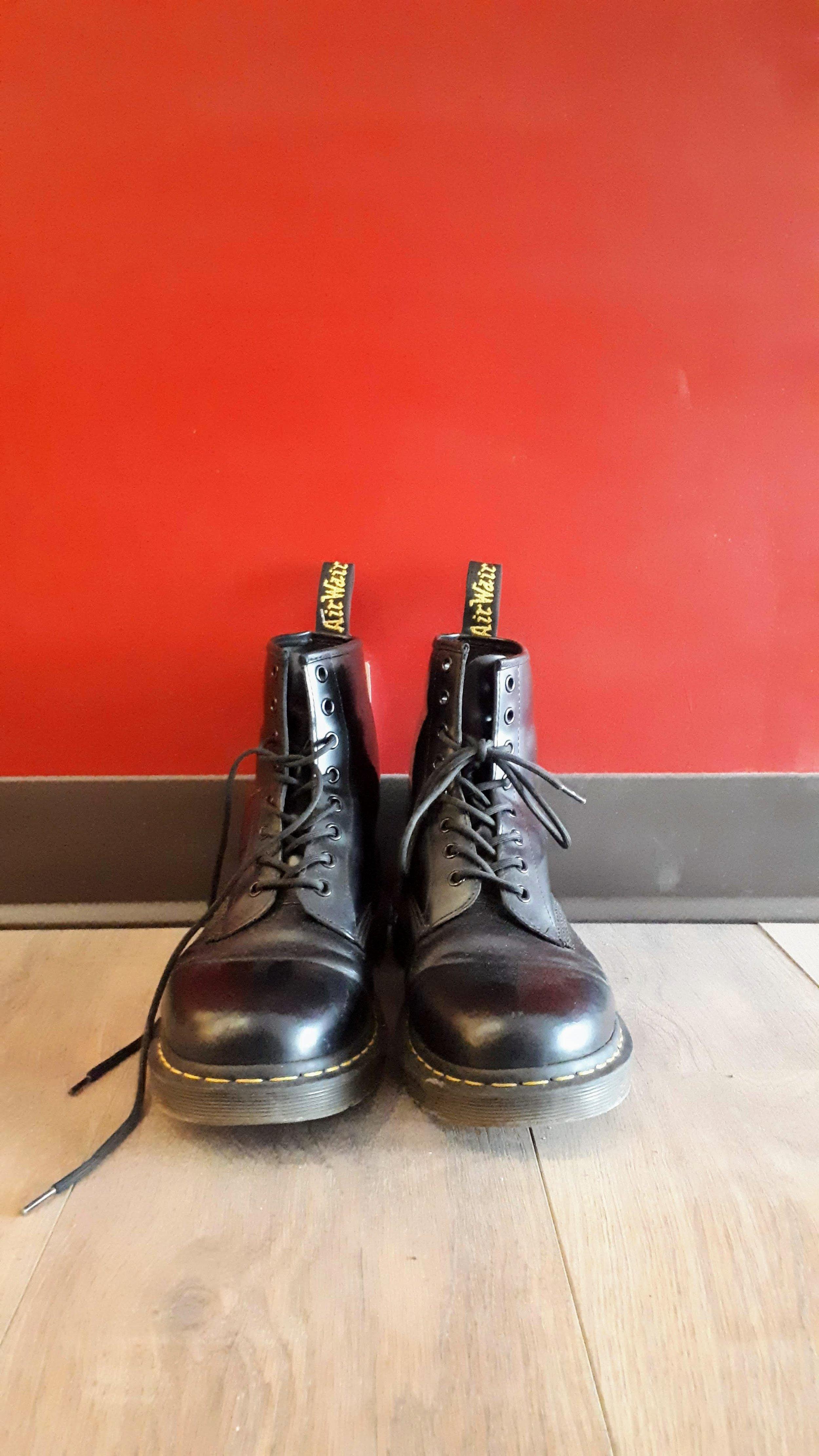 Doc Martens boots; Mens size 10, $85