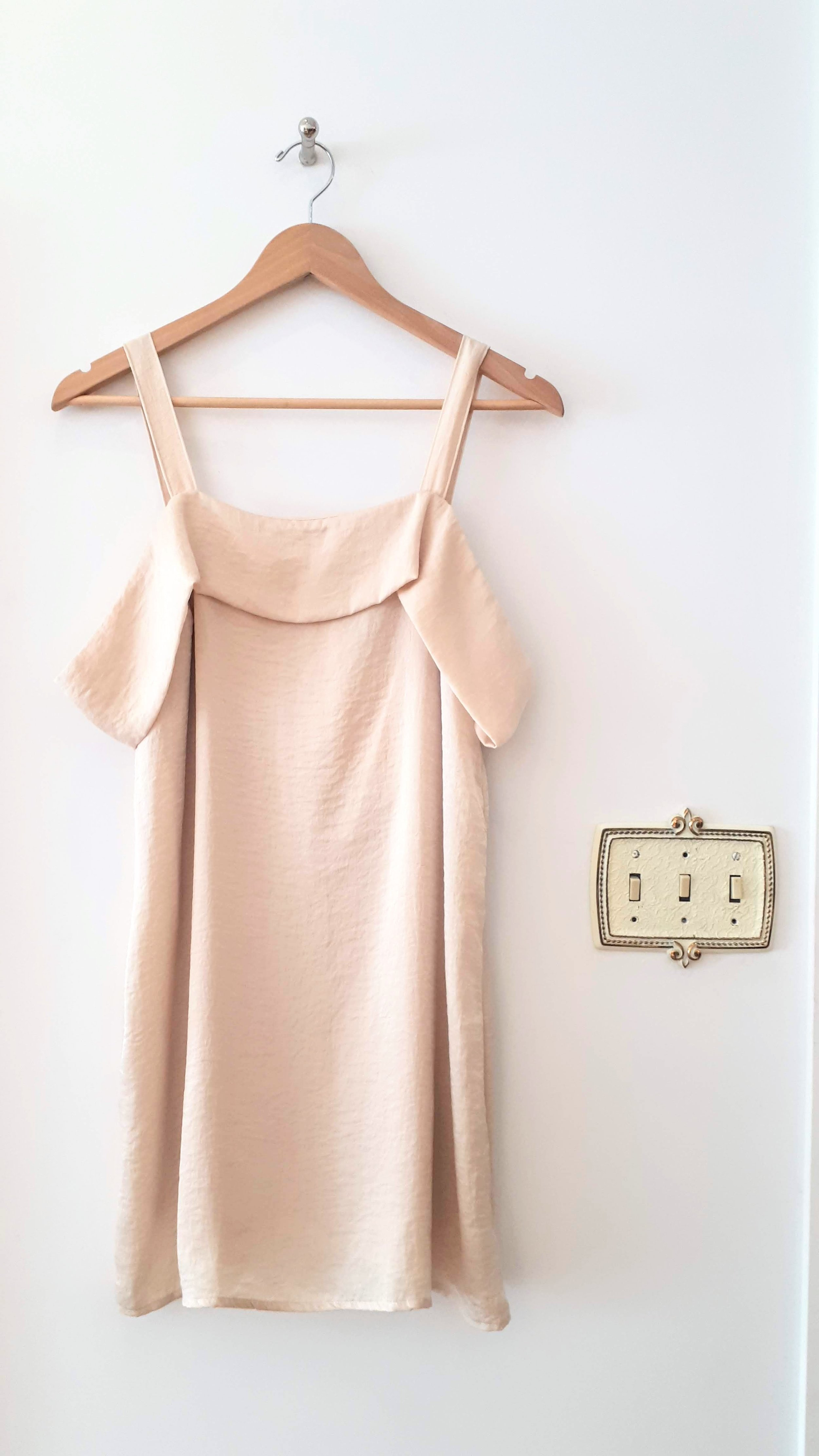 Workhall dress; Size M, $40