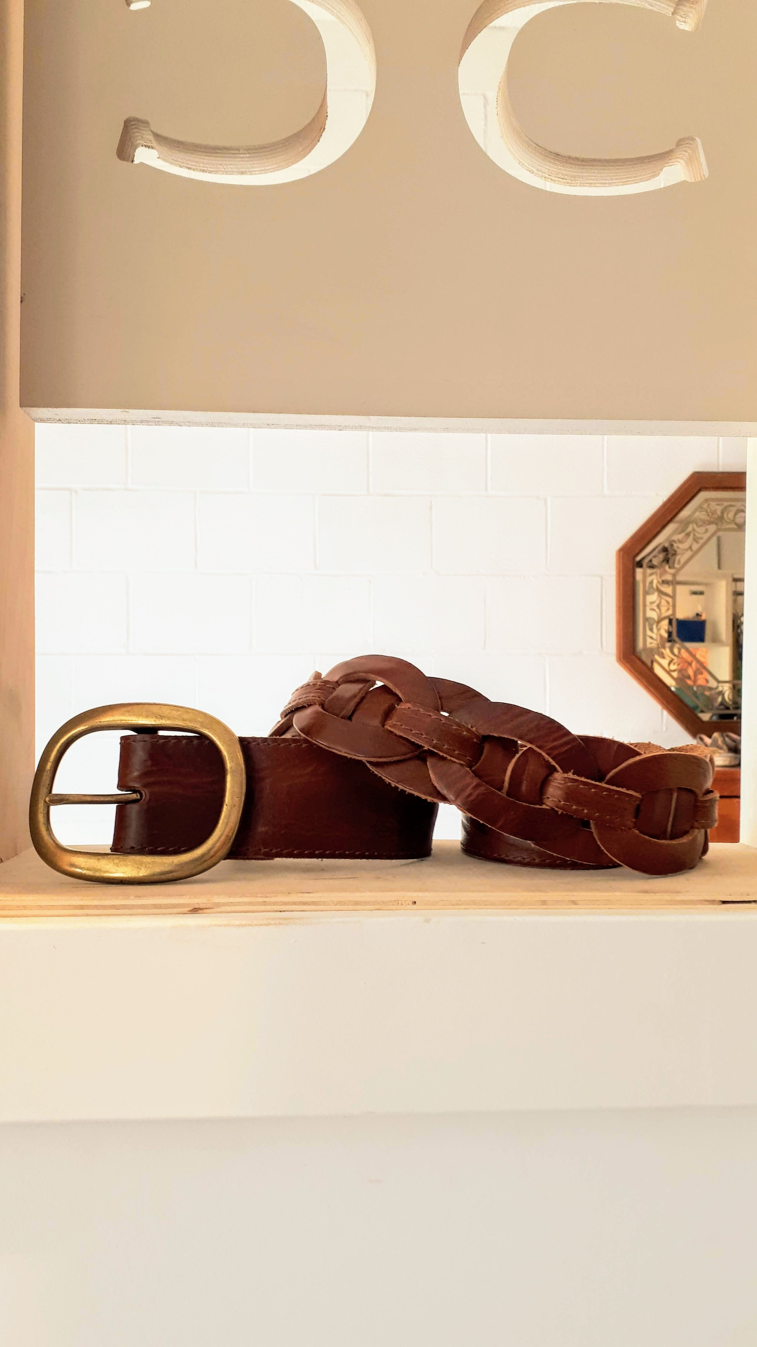 Brave belt, $42