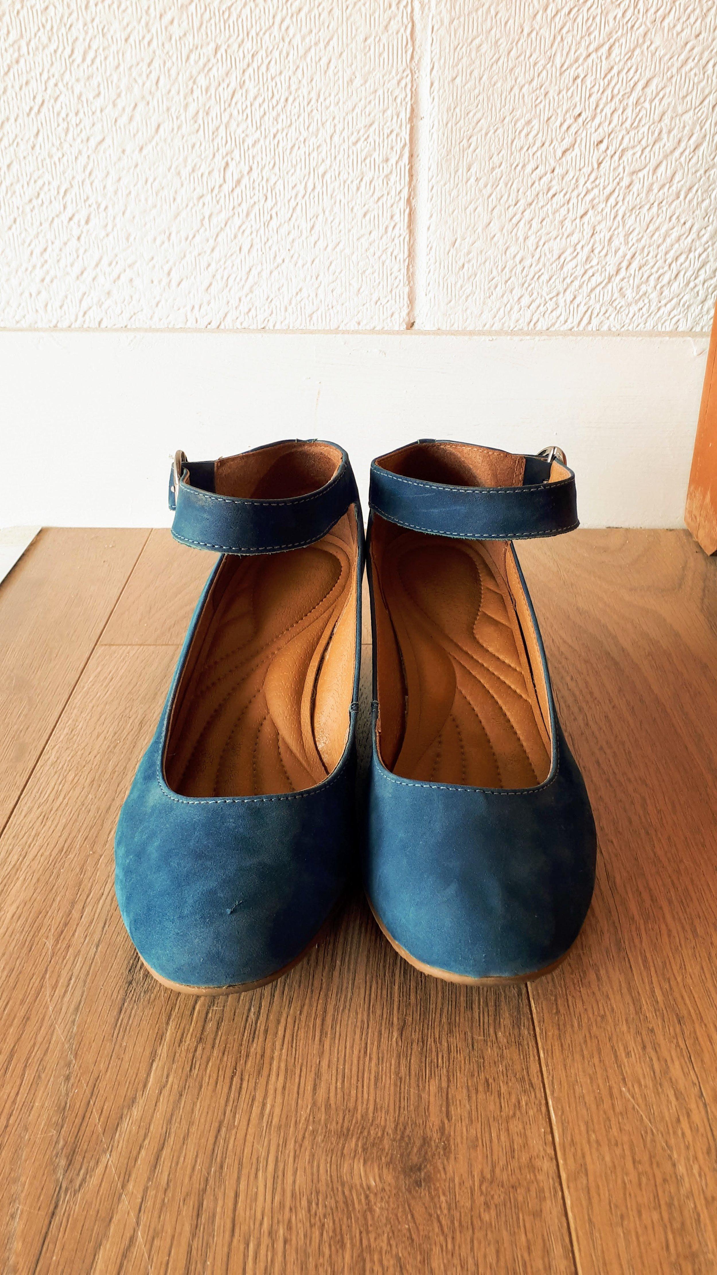 Brazil shoes; Size 7.5, $36