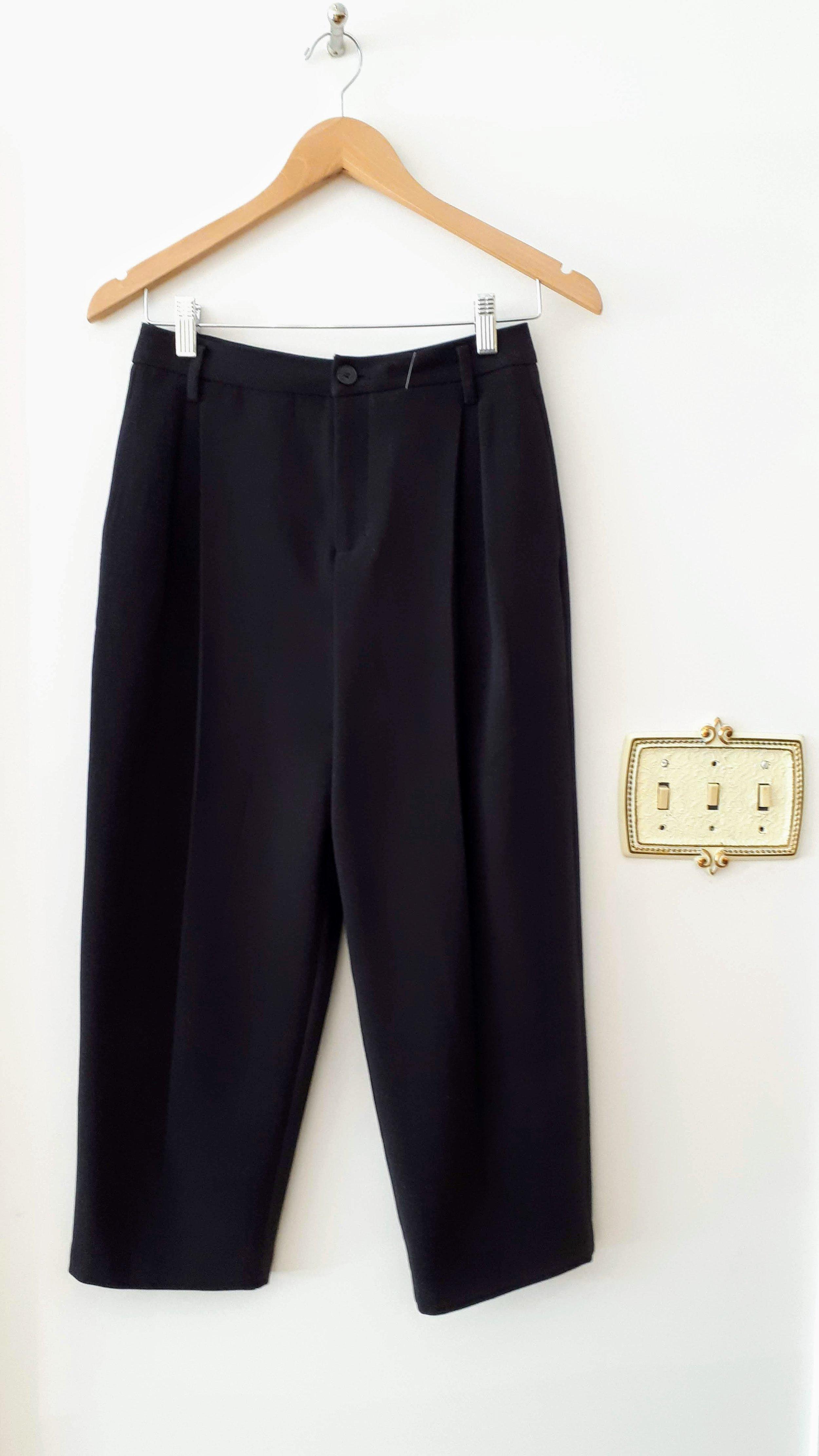Oak + Fort pants; Size 2, $42