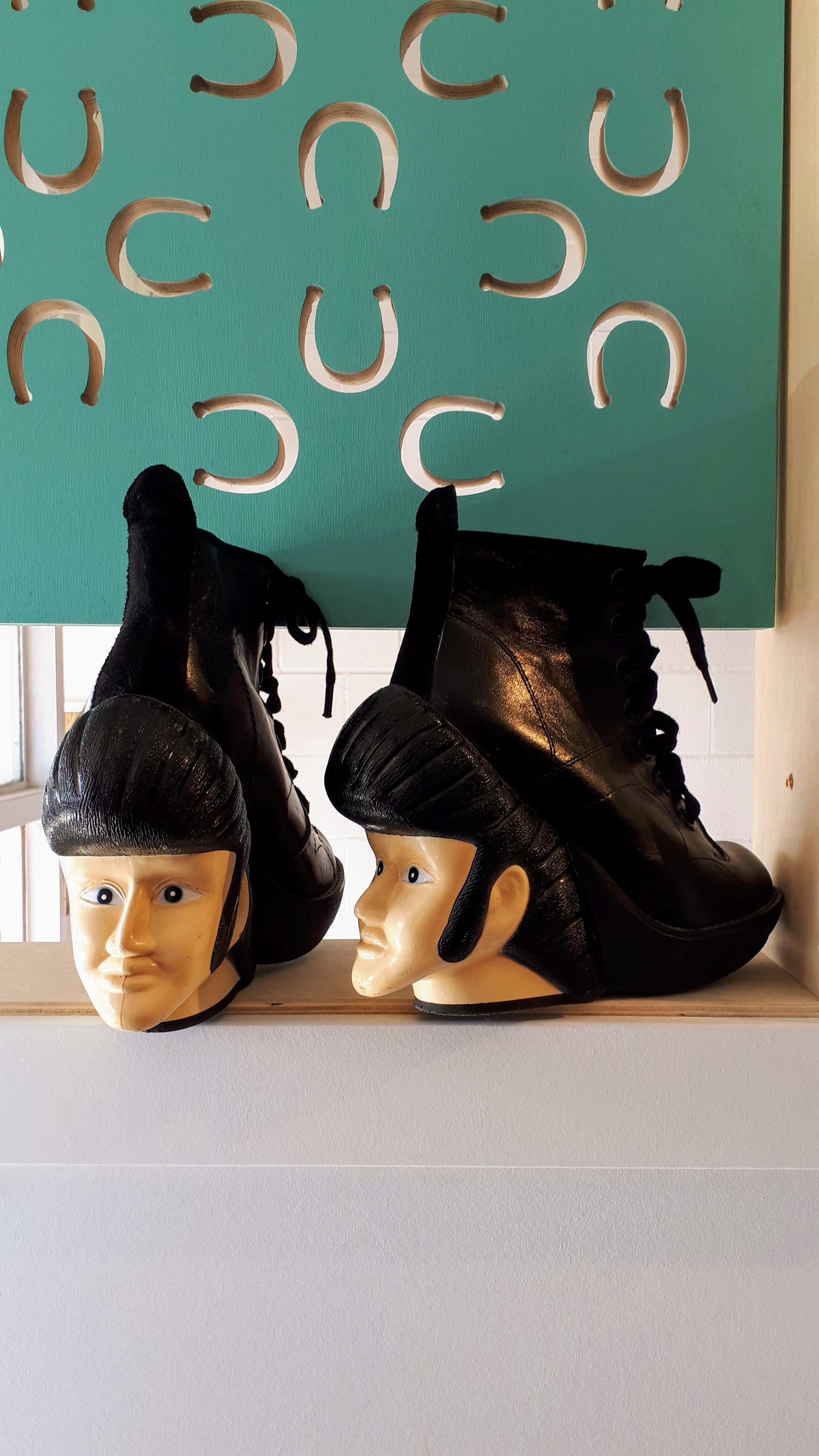 Irregular Choice shoes; Size 7, $75