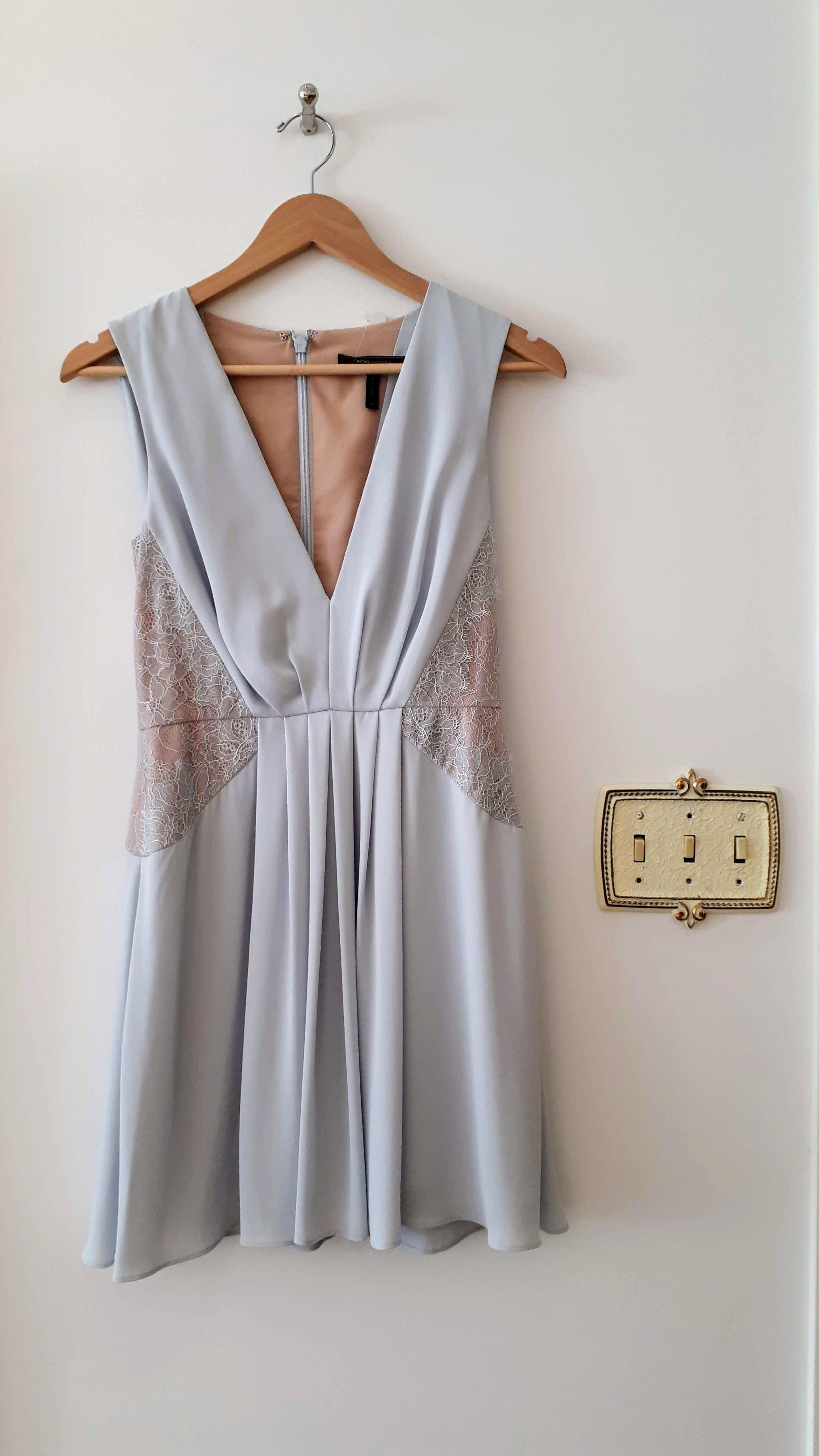 BCBG dress; Size 6, $52 (on sale $26!)