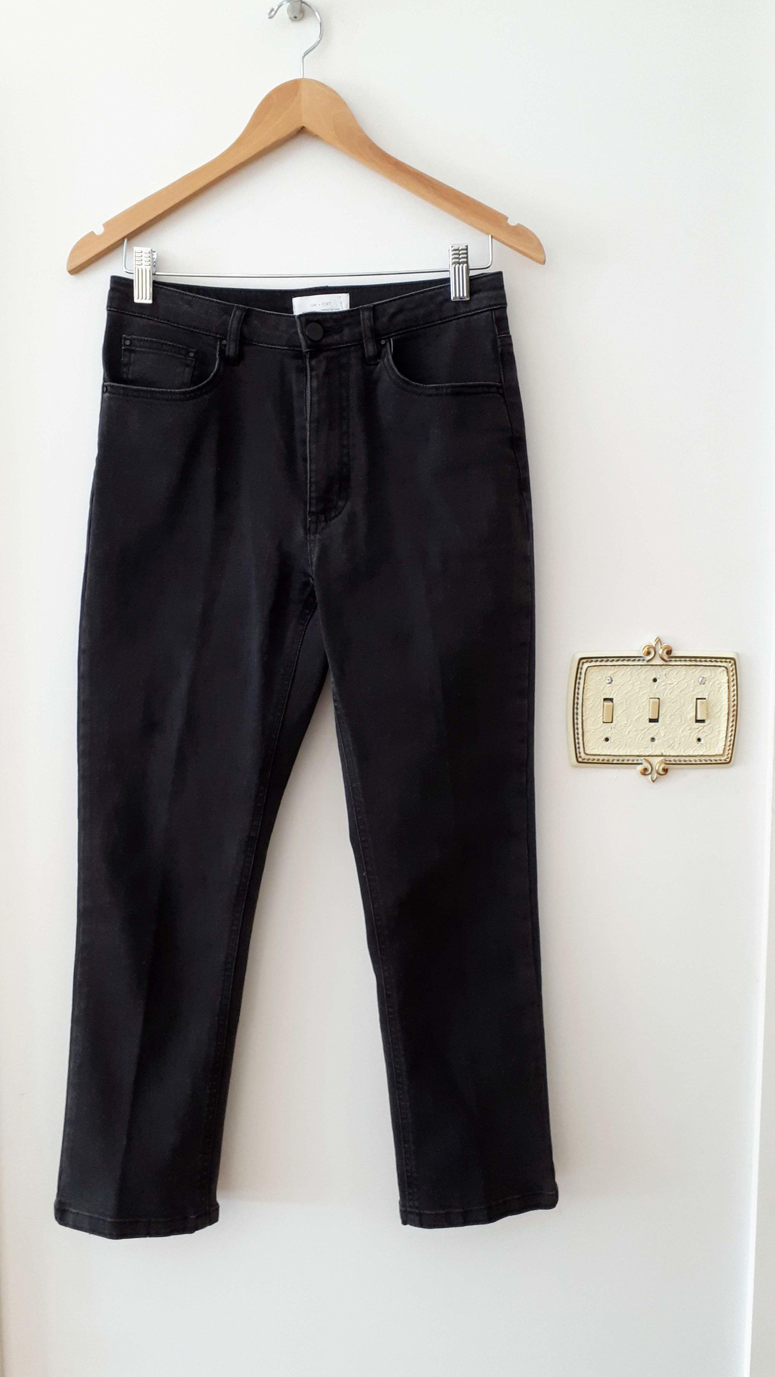 Oak+Fort pants; Size 27, $44