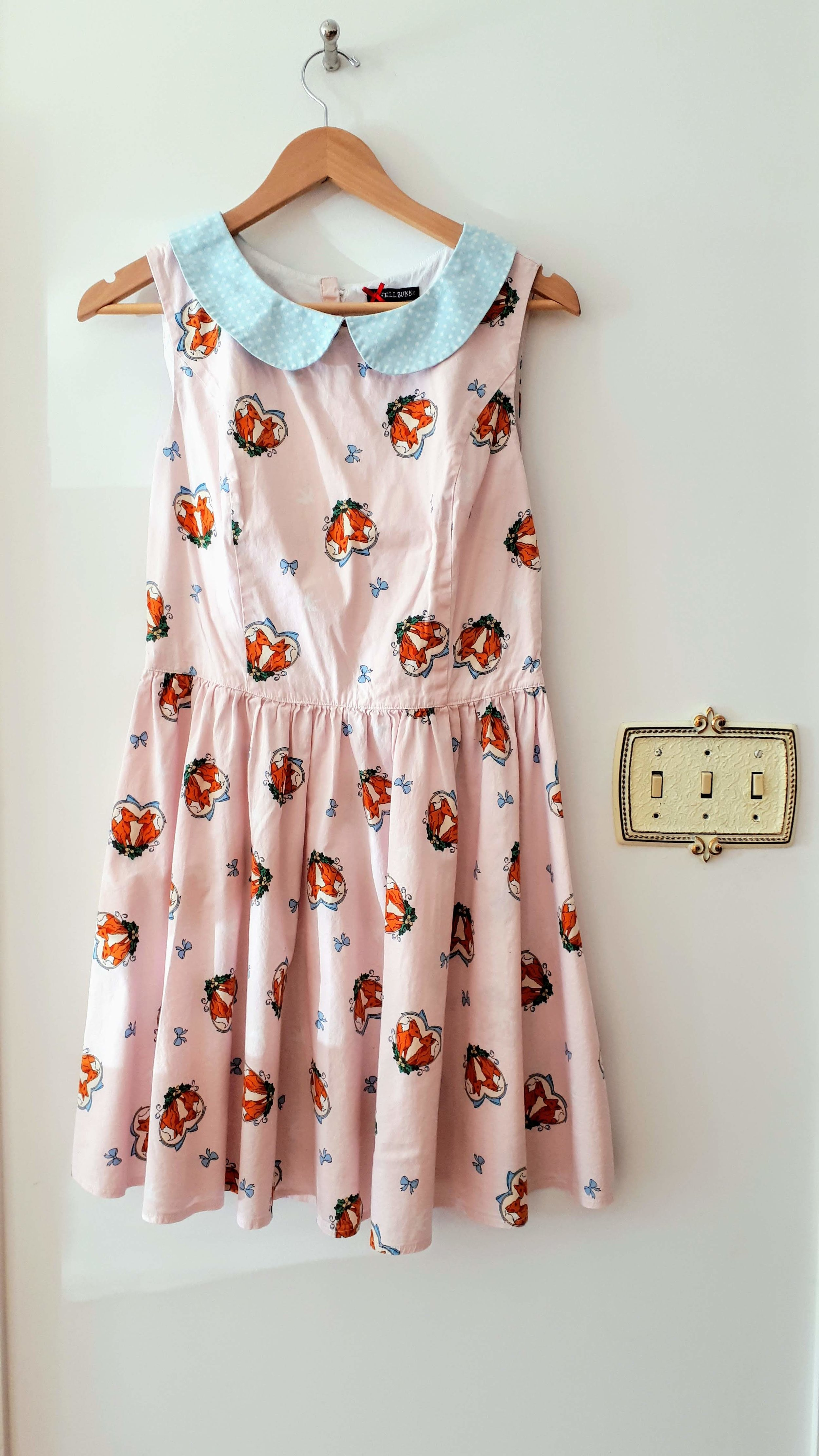 Hell Bunny dress; Size L, $36
