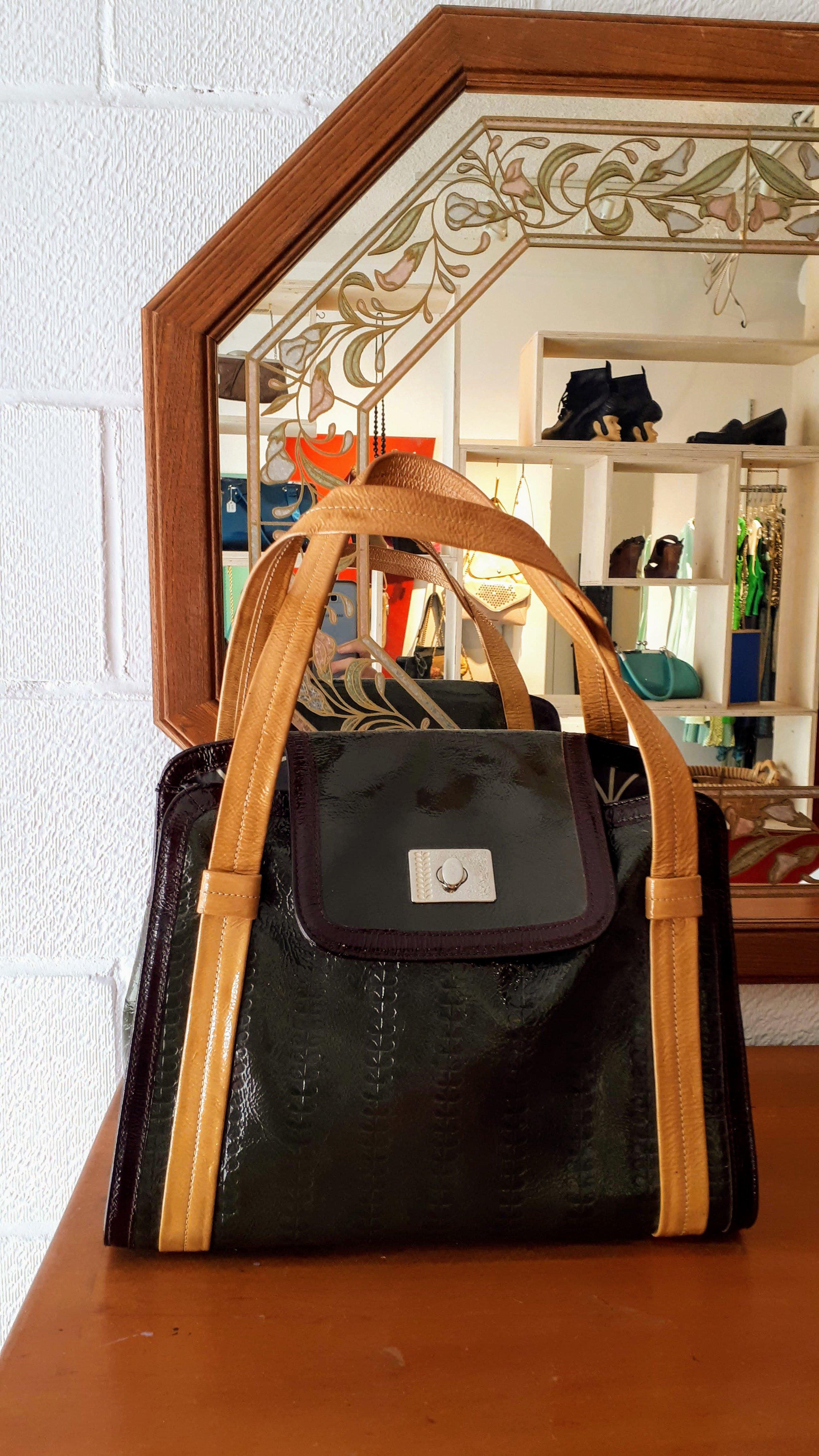 Orla Kiely purse, $95