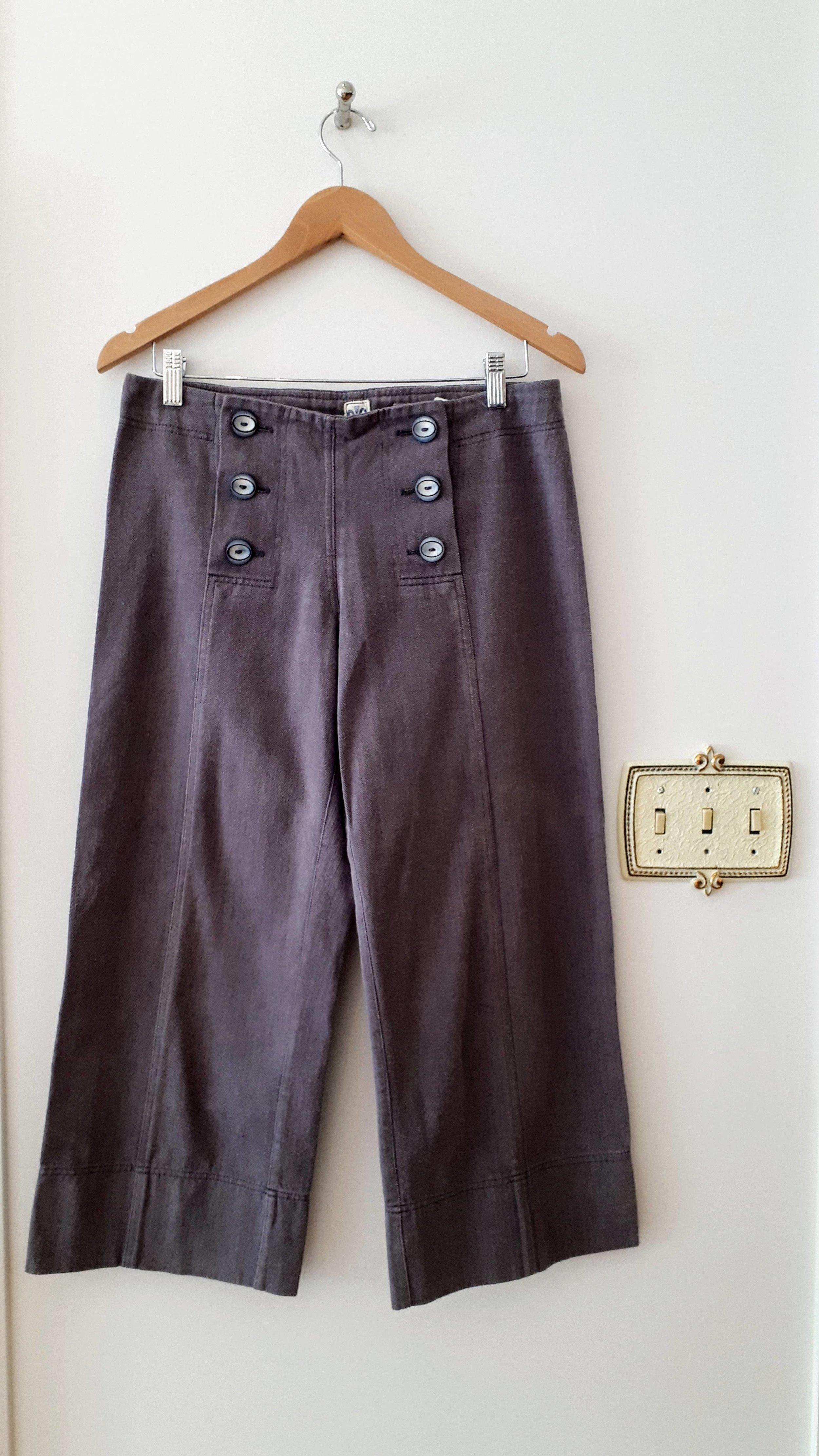 Sabrina Butterfly pants; Size S, $46