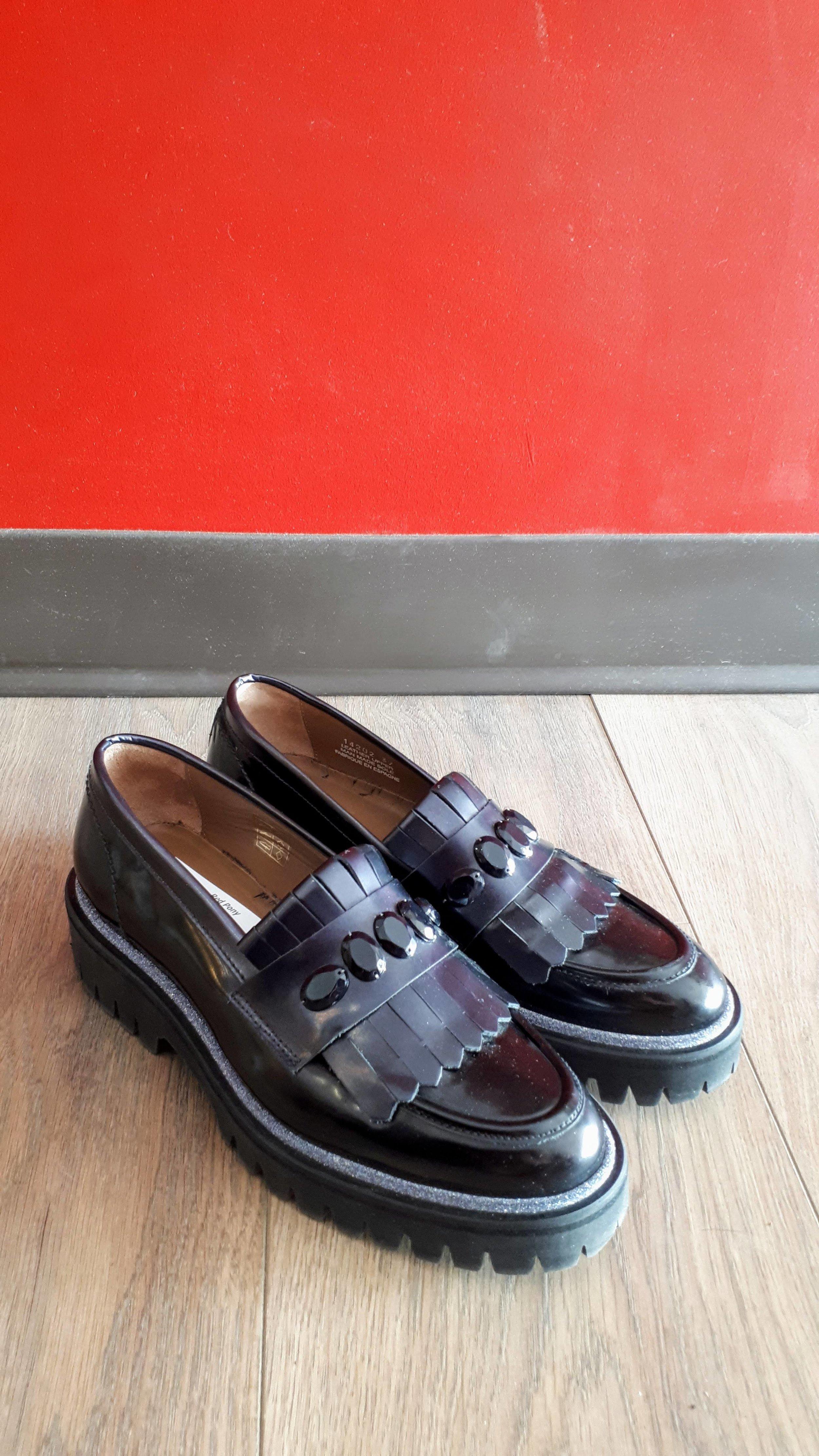 Pertini shoes; Size 7, $62