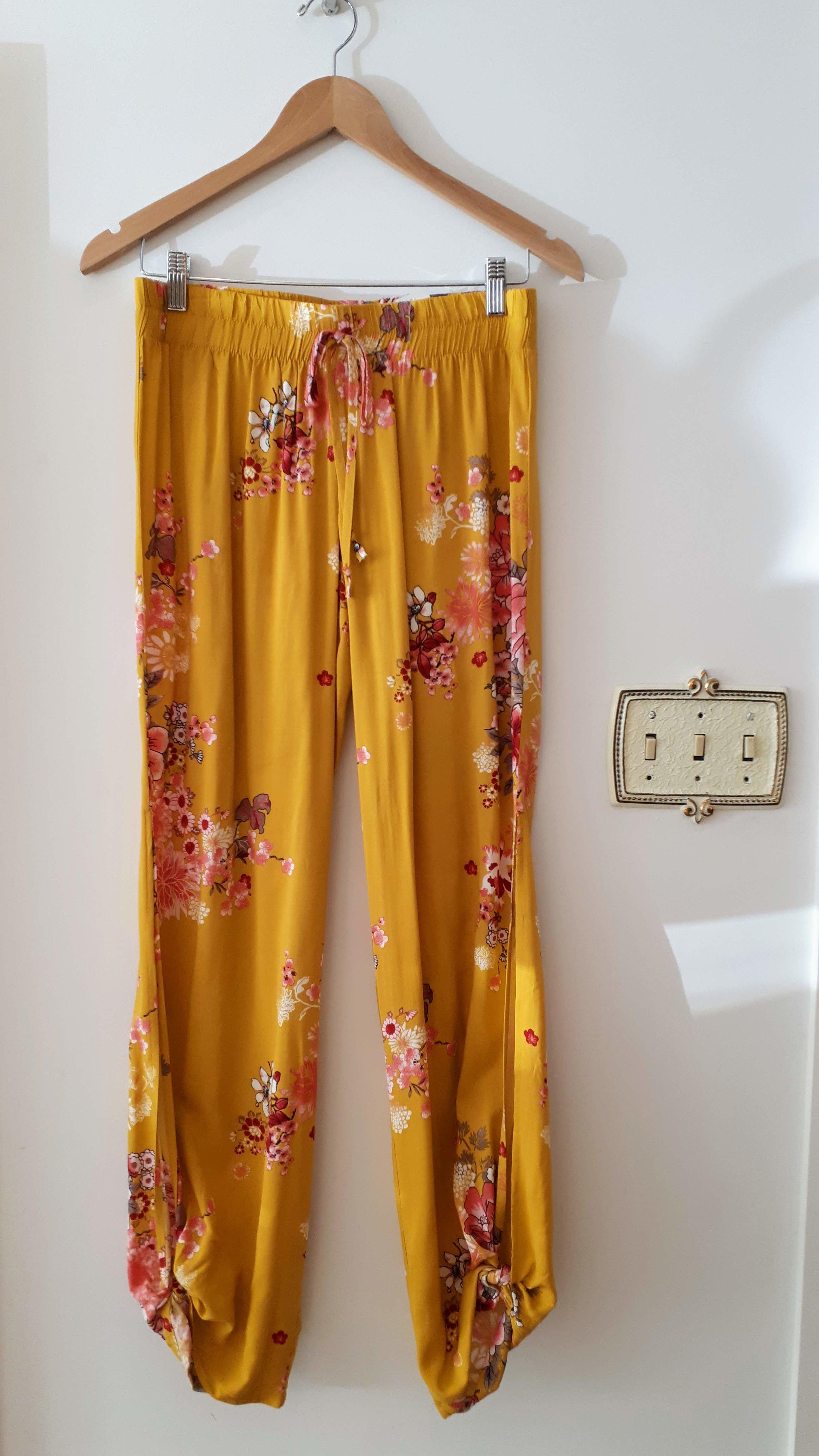 Bebop pants; Size M, $26
