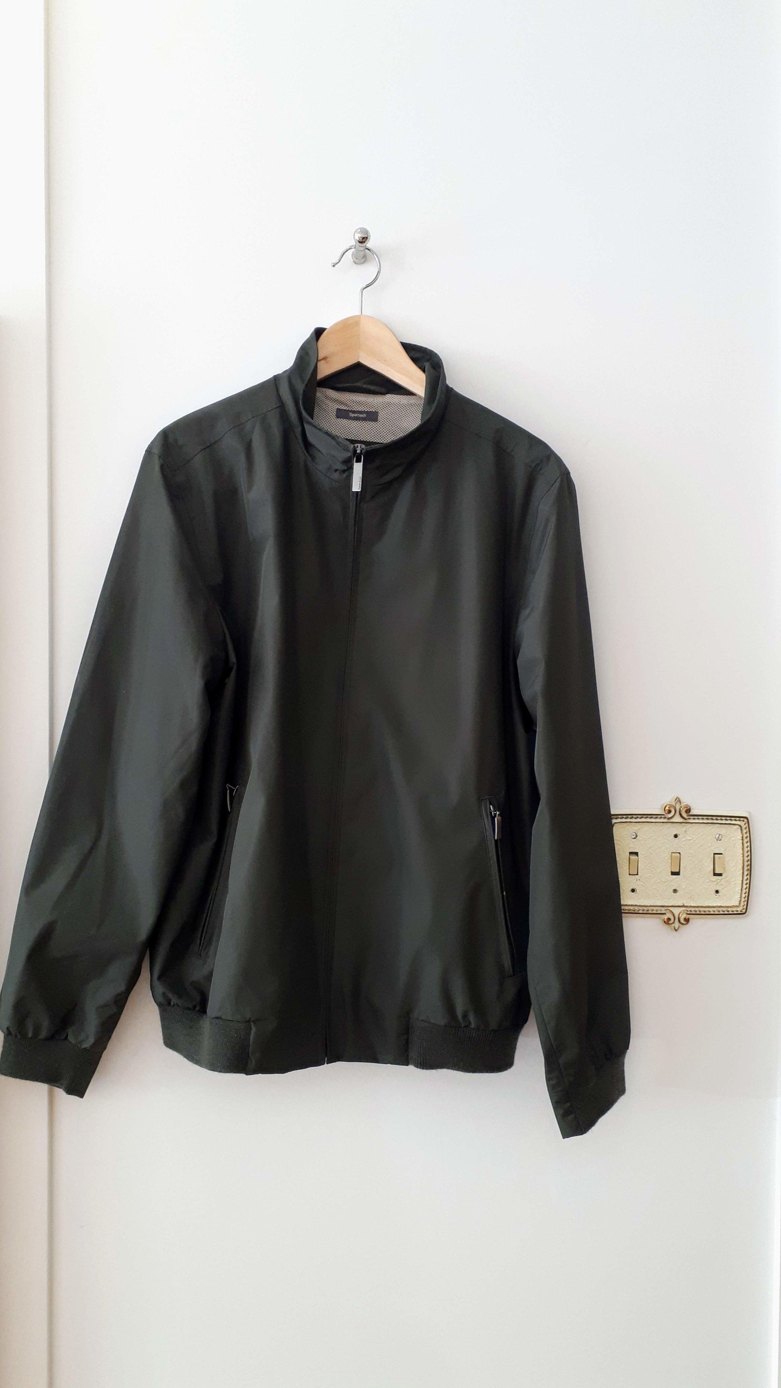Perry Ellis jacket; Size M, $48
