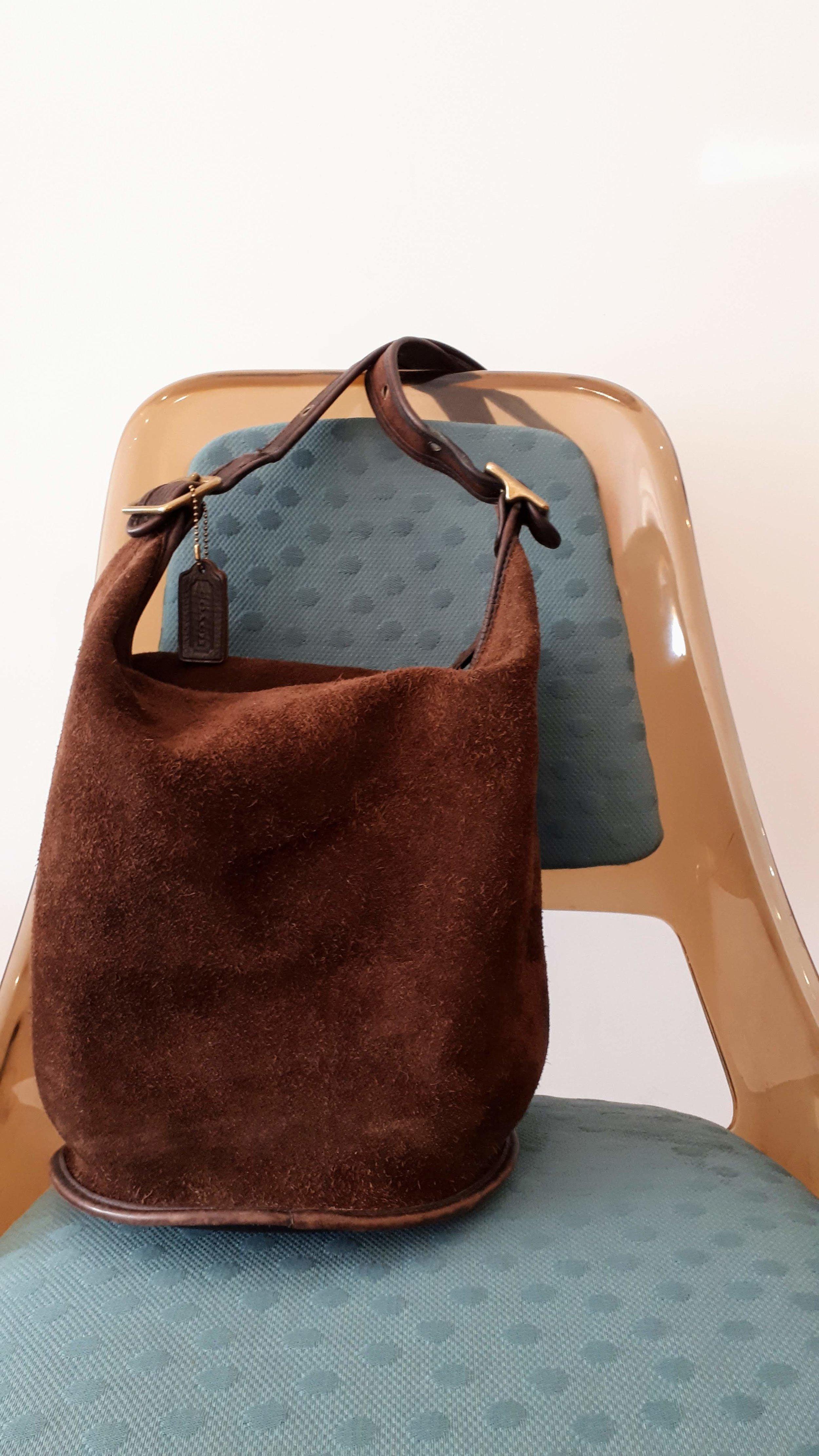 Coach bag , $85