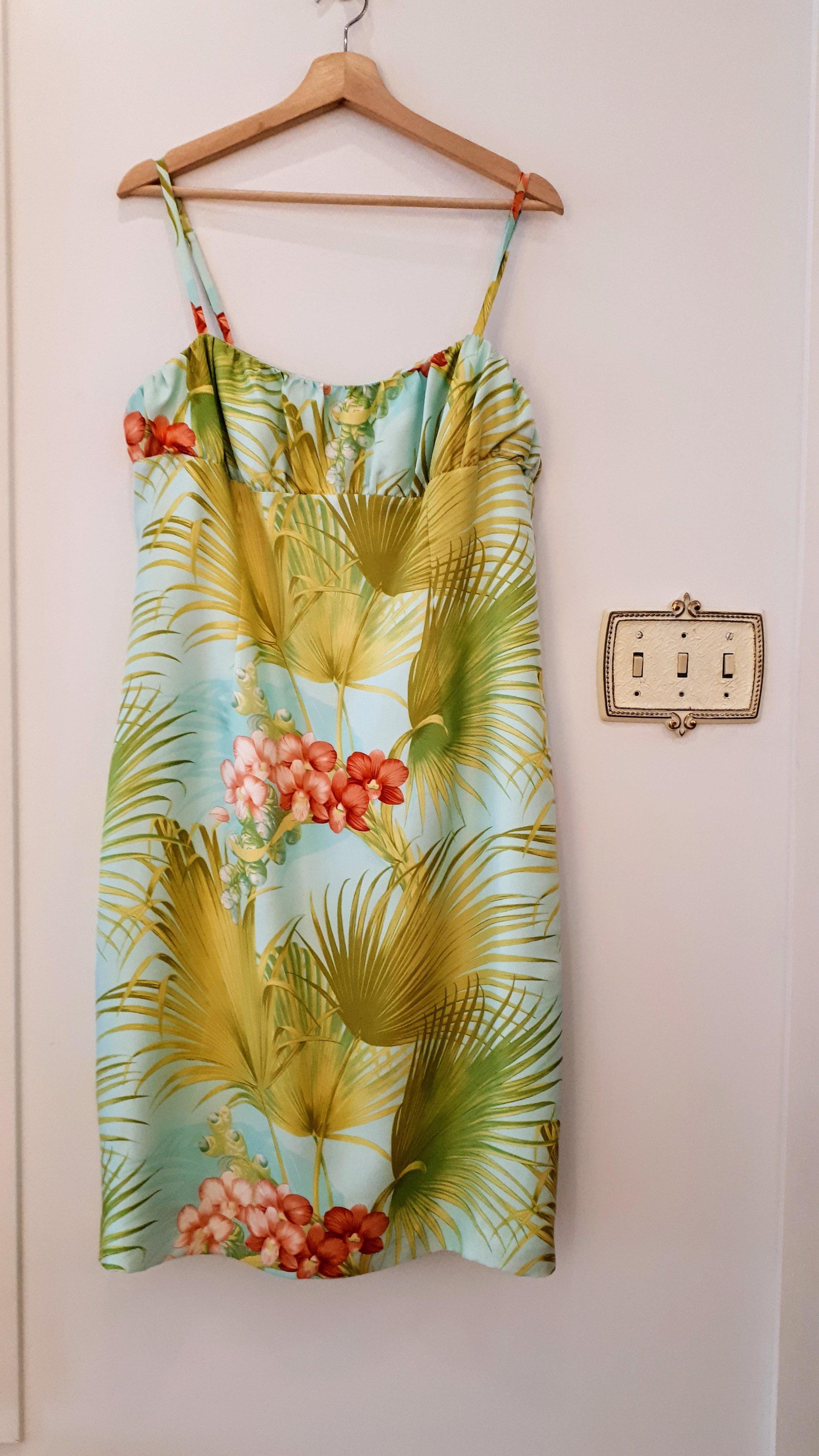 Tommy Bahama dress; Size M, $62