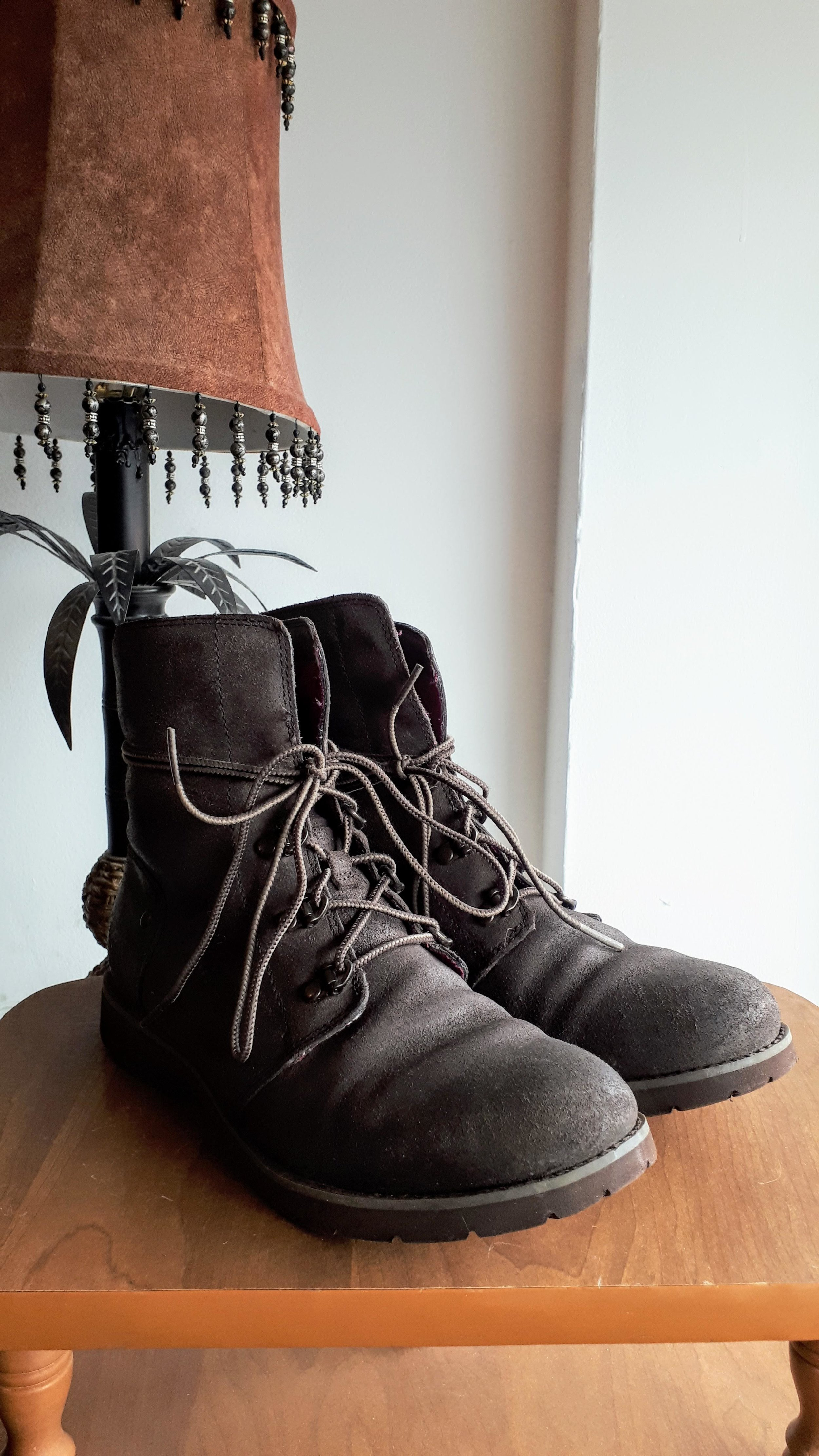North Face boots; Size 8.5, $42