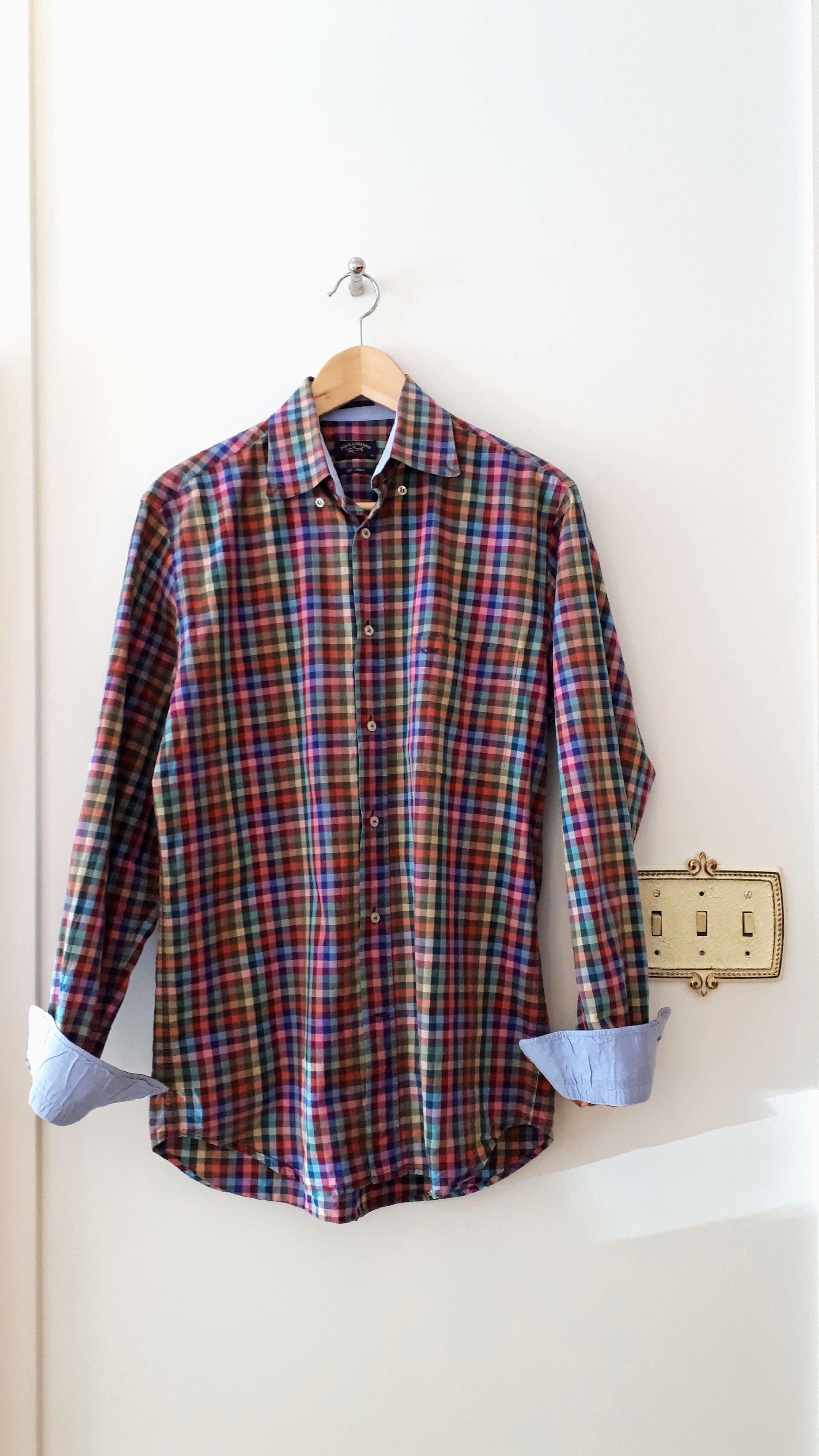 Paul & Shark shirt; Men's size S, $56