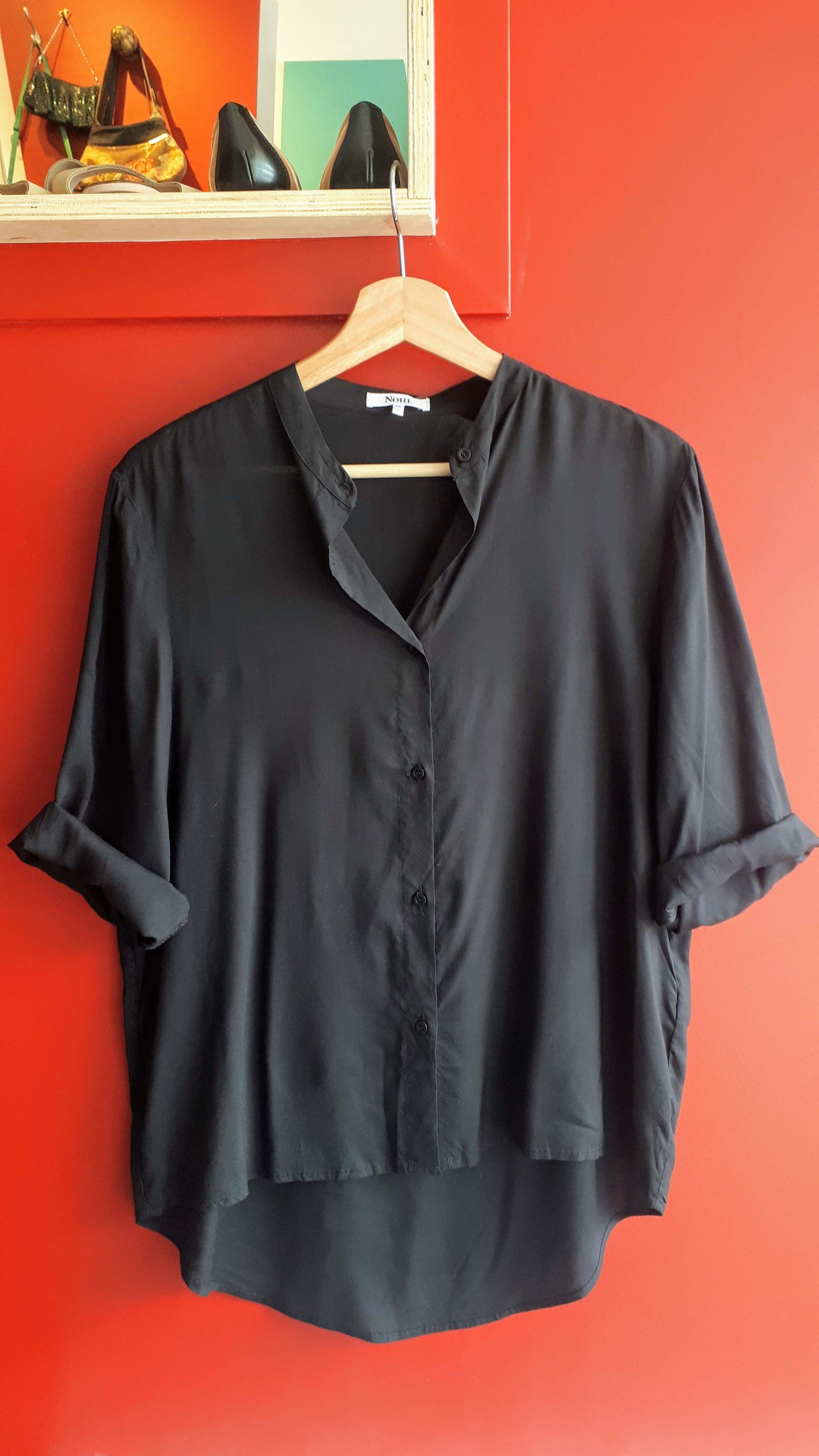 Noul shirt; Size S, $30