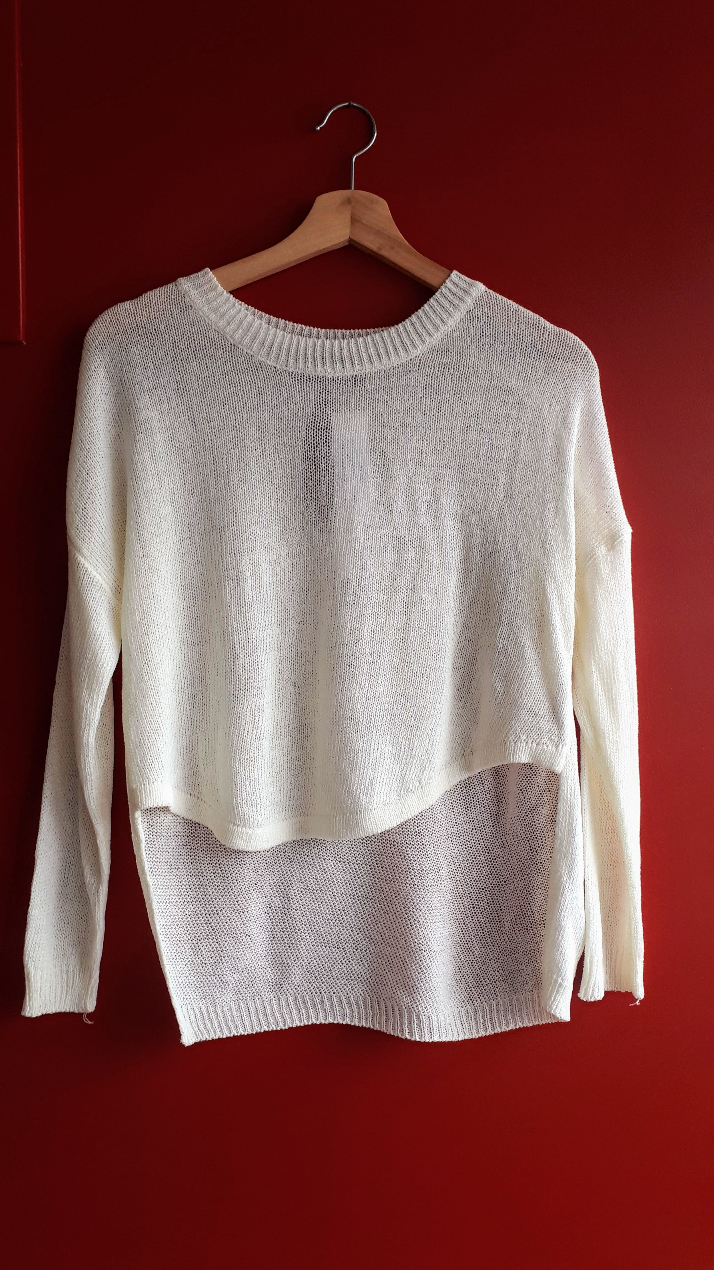 Workhall top (NWT); Size S, $40