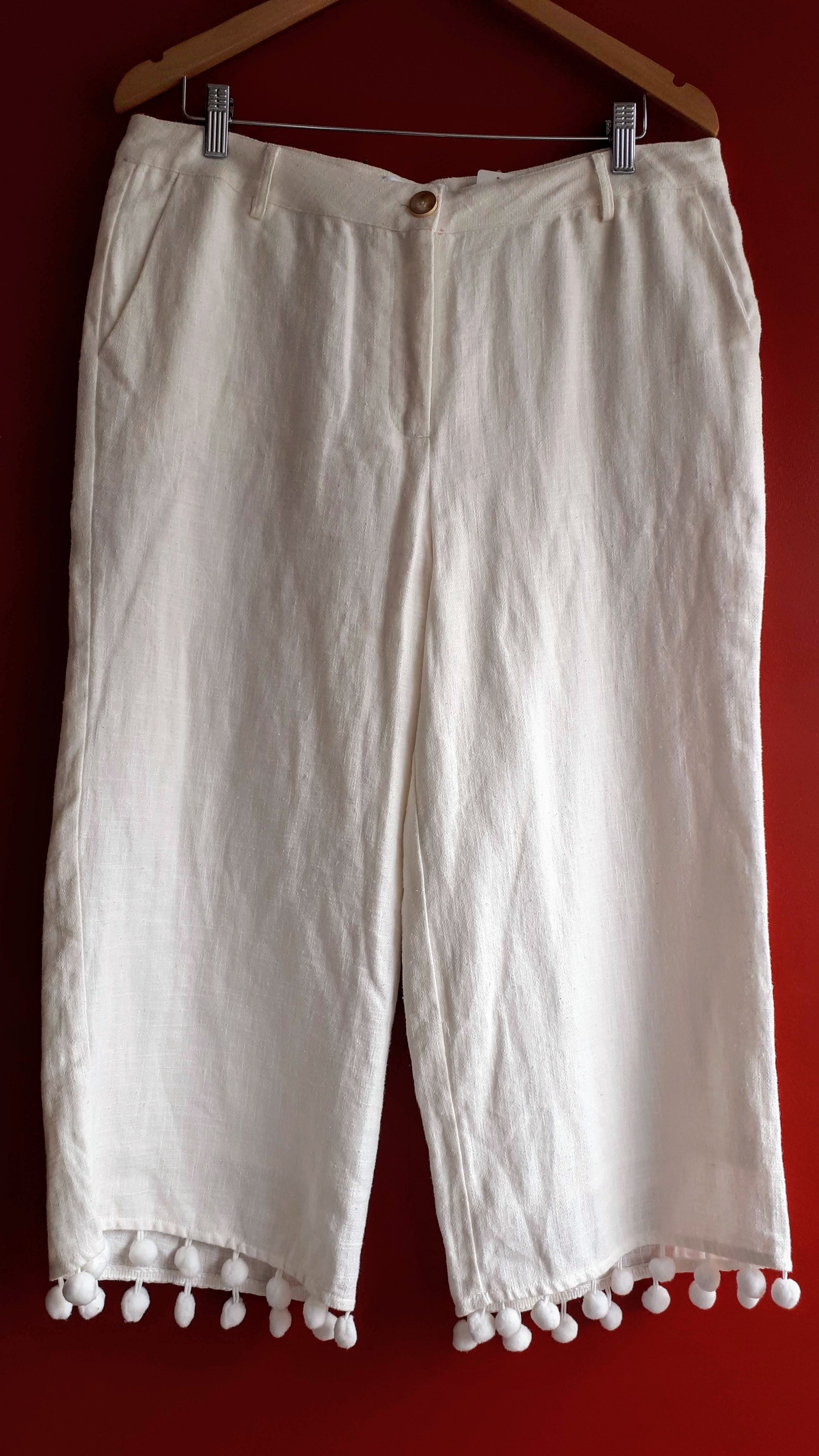 Anthropologie pants; Size 32, $32