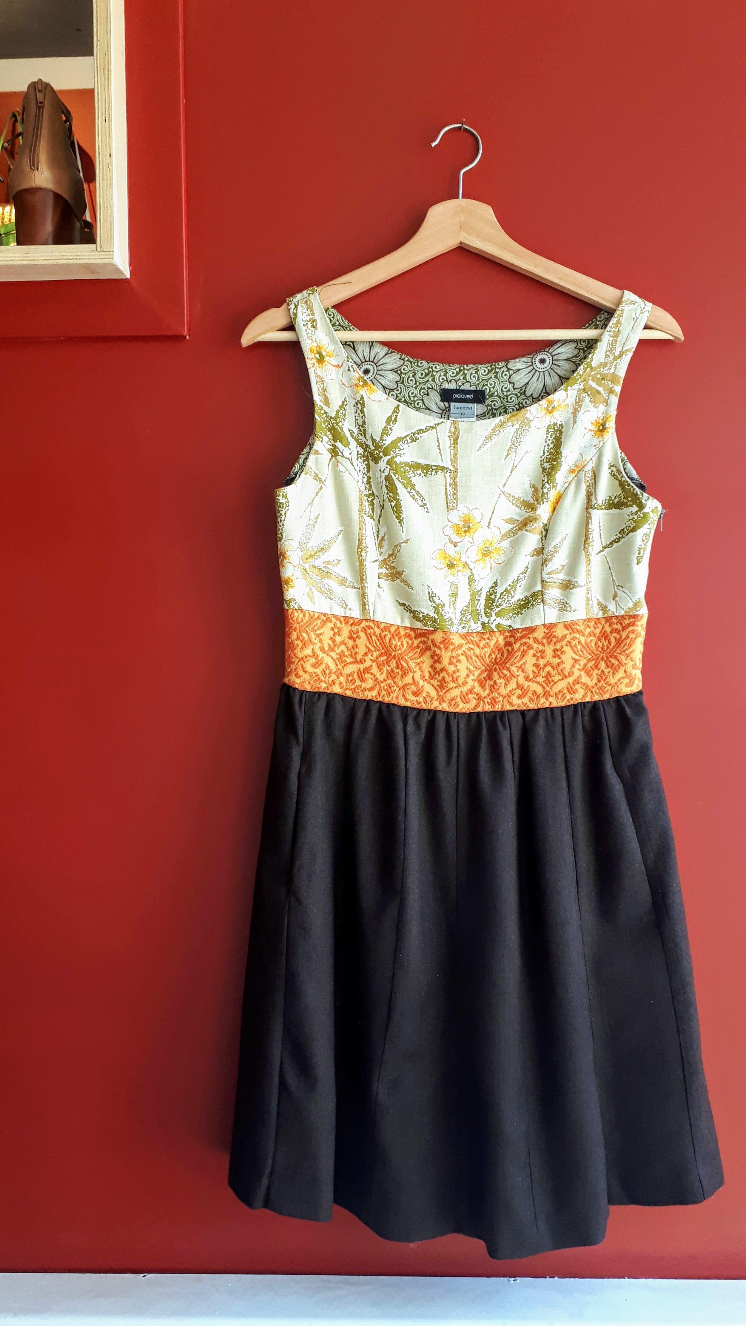 Preloved dress;Size S, $42