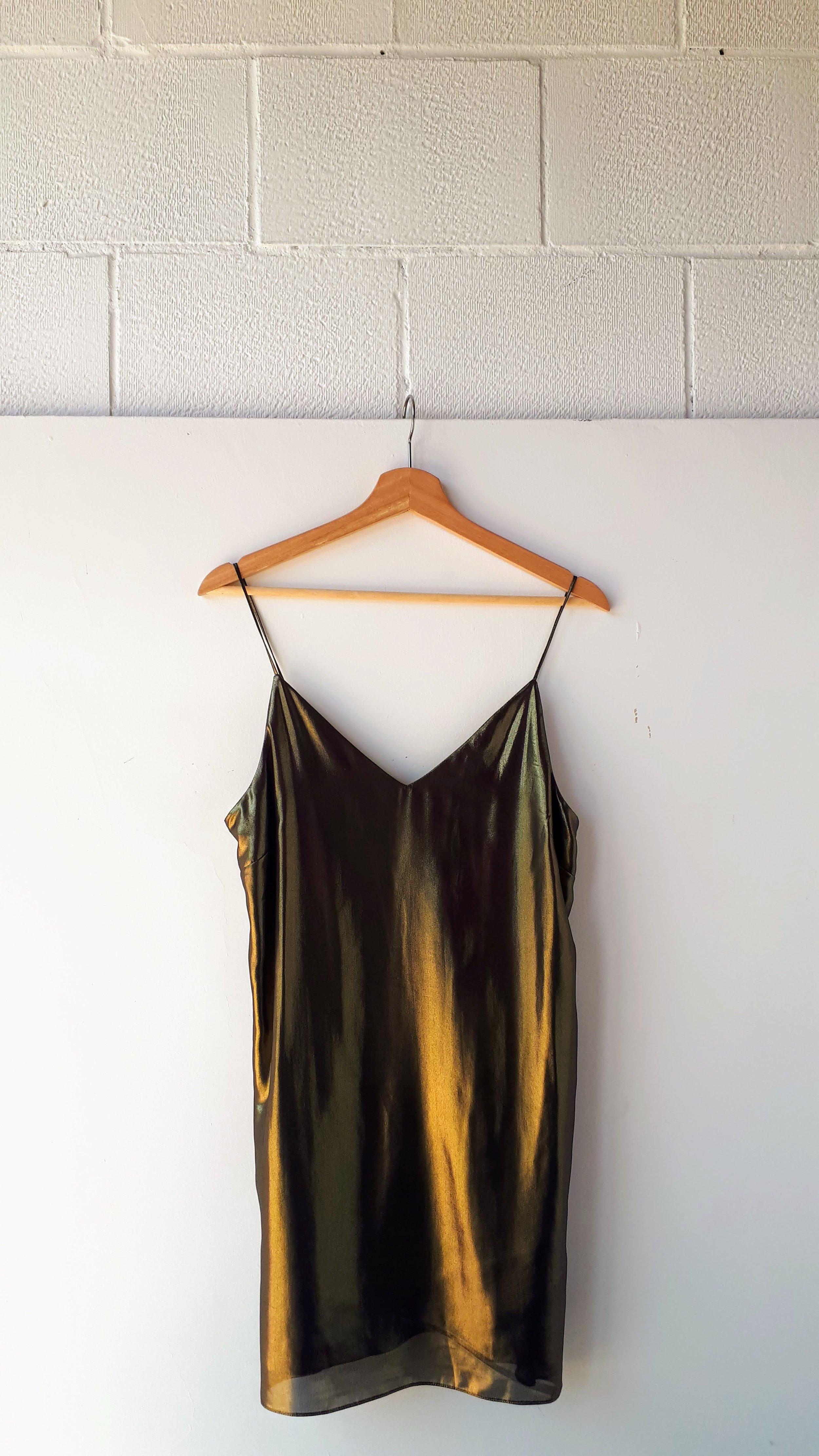 Wilfred dress; Size M, $48