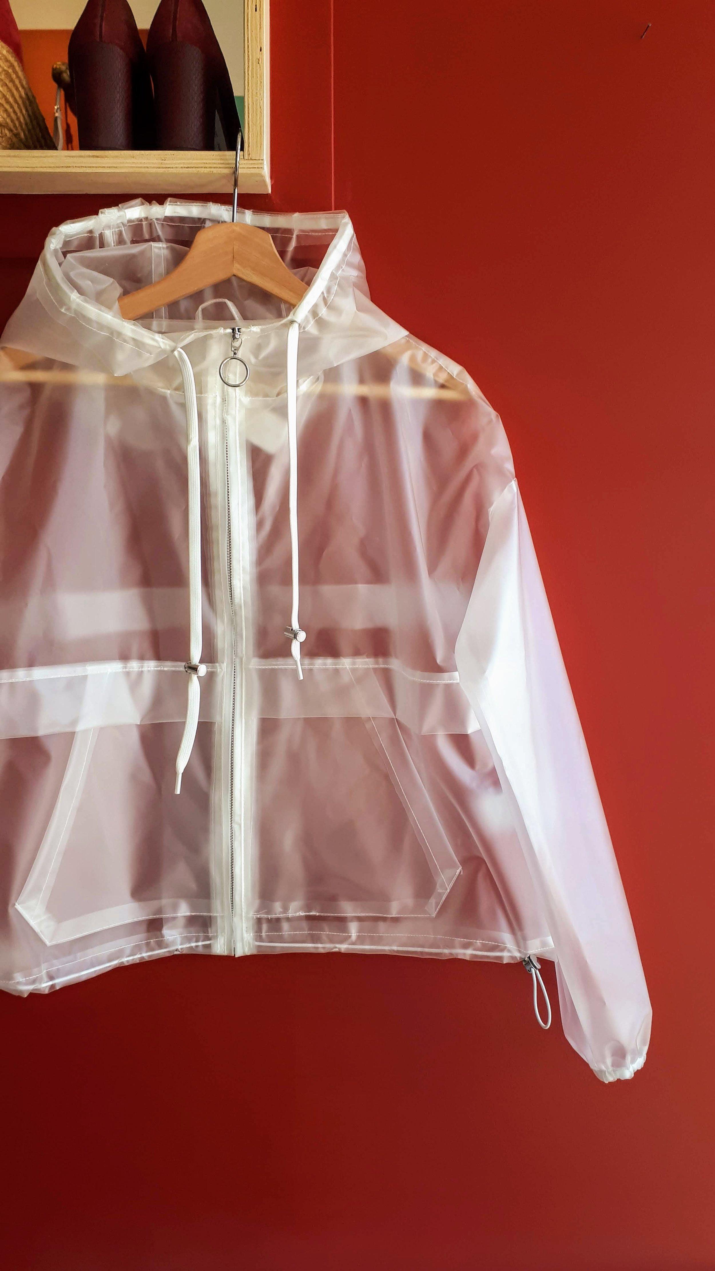 Elodie jacket; Size S, $32