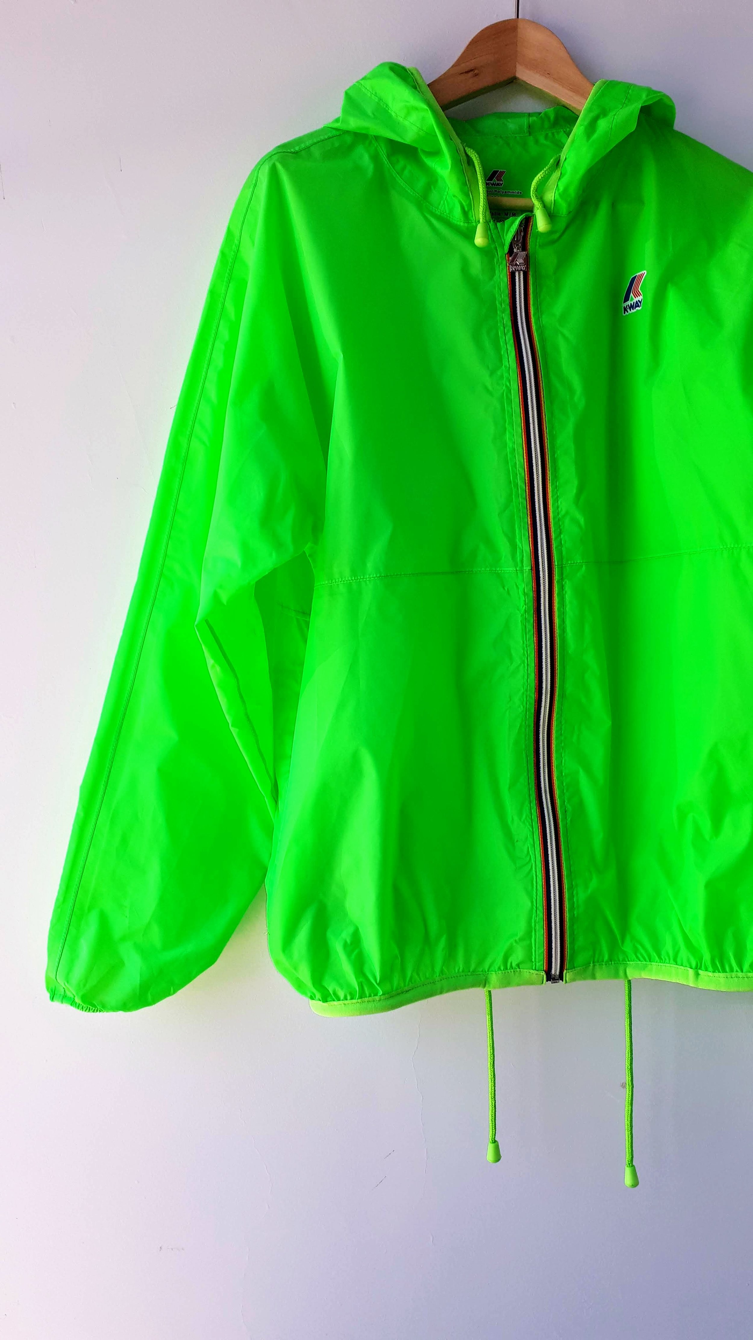K-Way jacket; Men's size M, $48