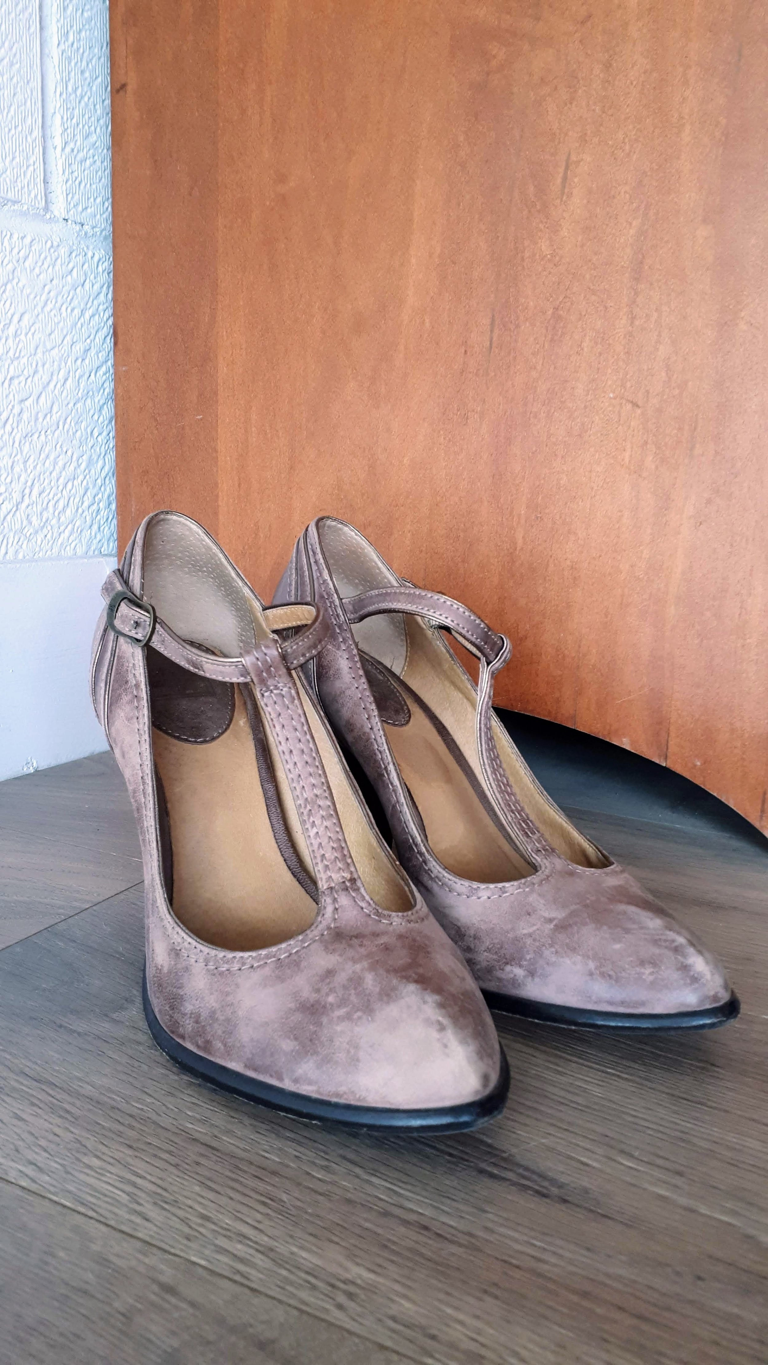 Frye shoes; Size 10, $62