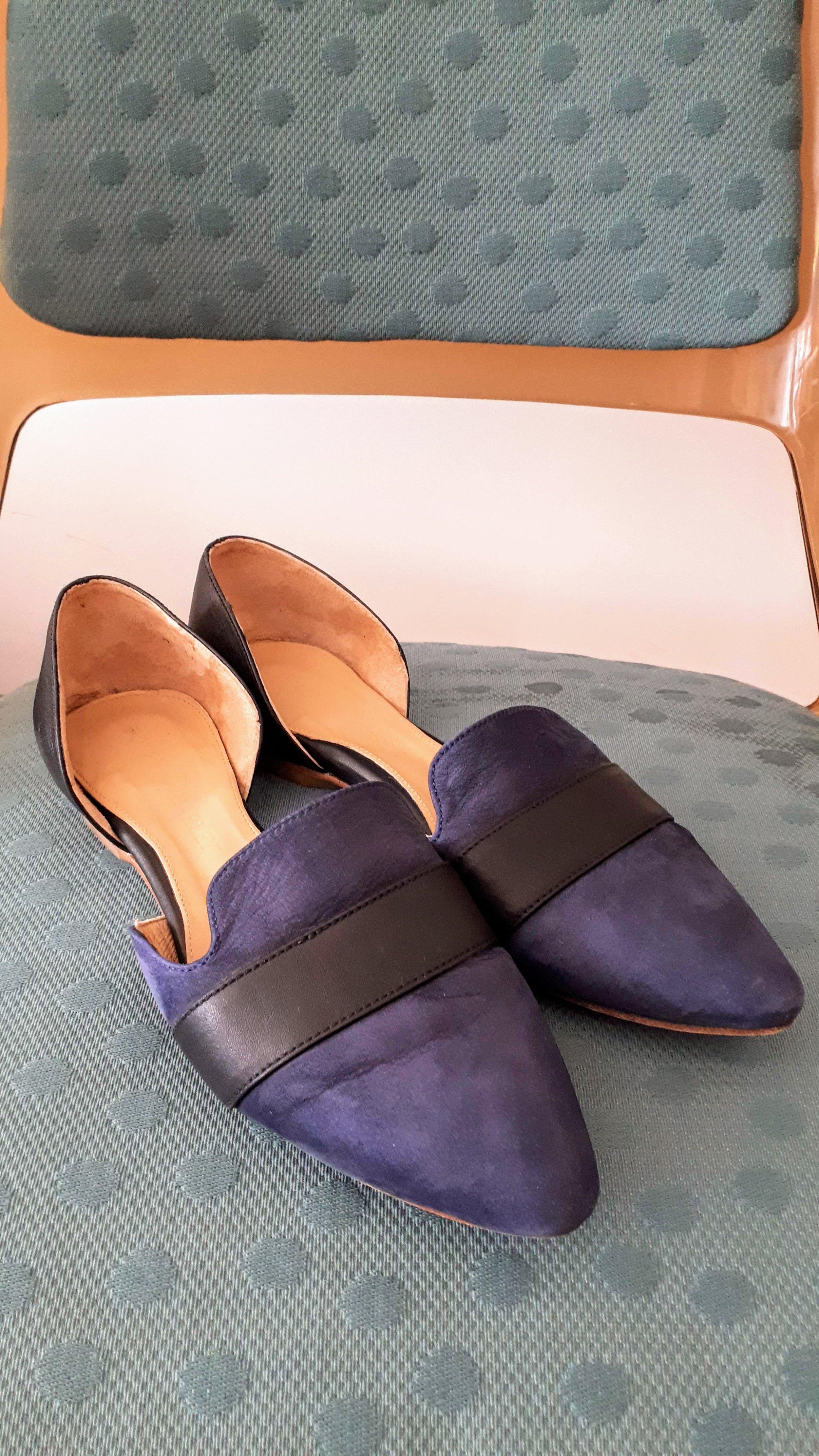 Poppy Barley shoes; Size 7.5, $46