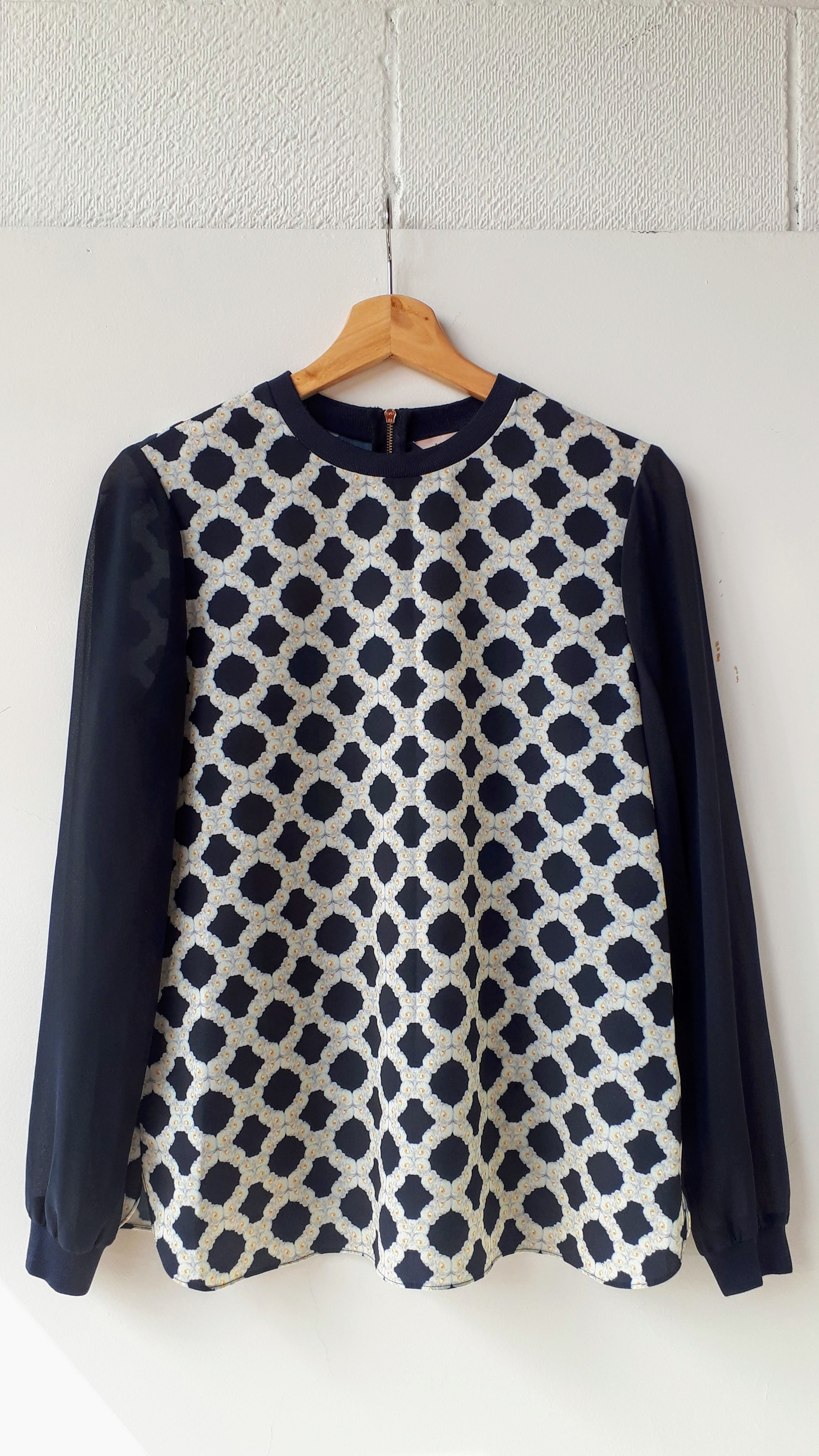 Ted Baker shirt; Size M, $62