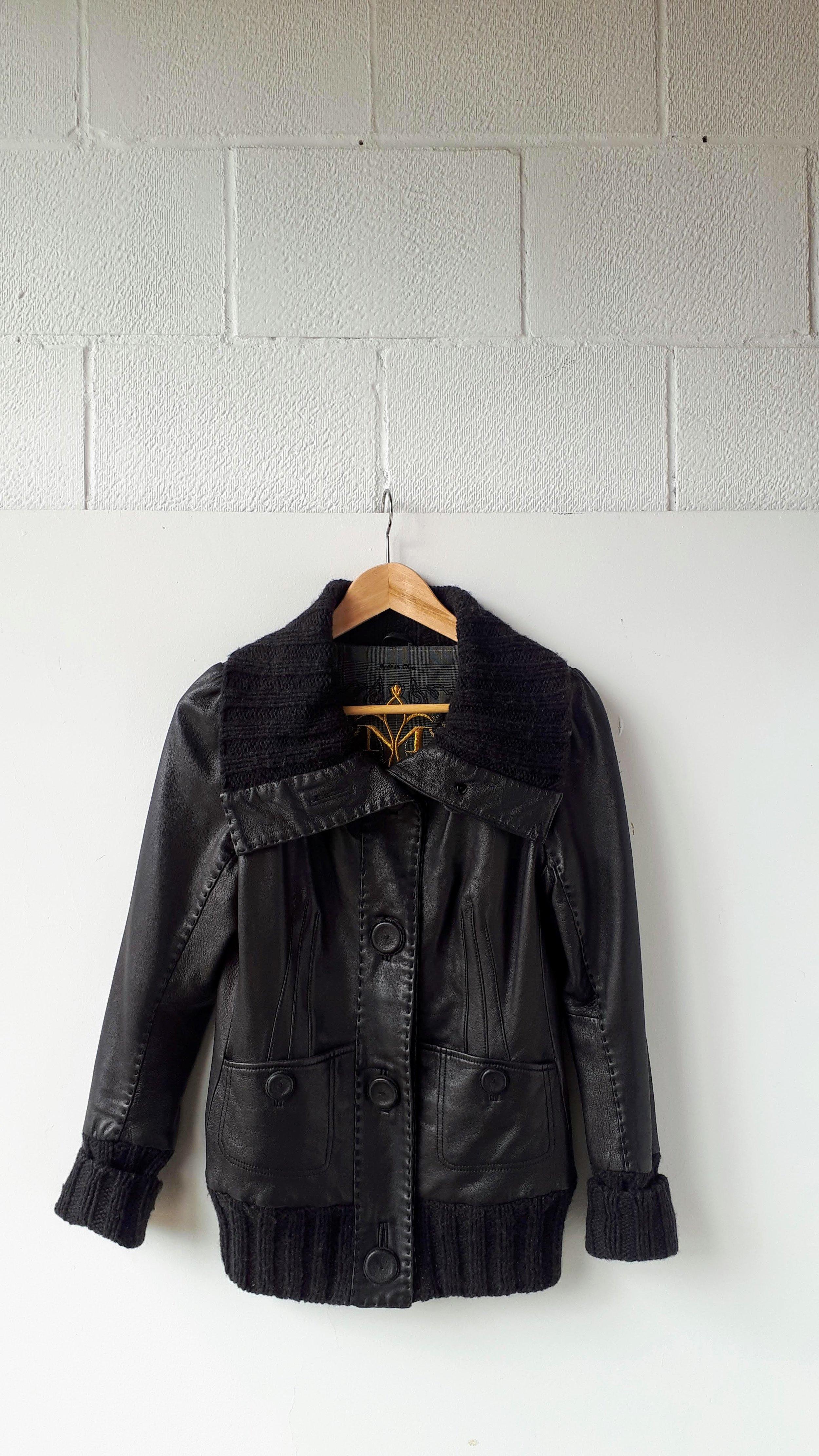 Mackage jacket; Size XS, $225