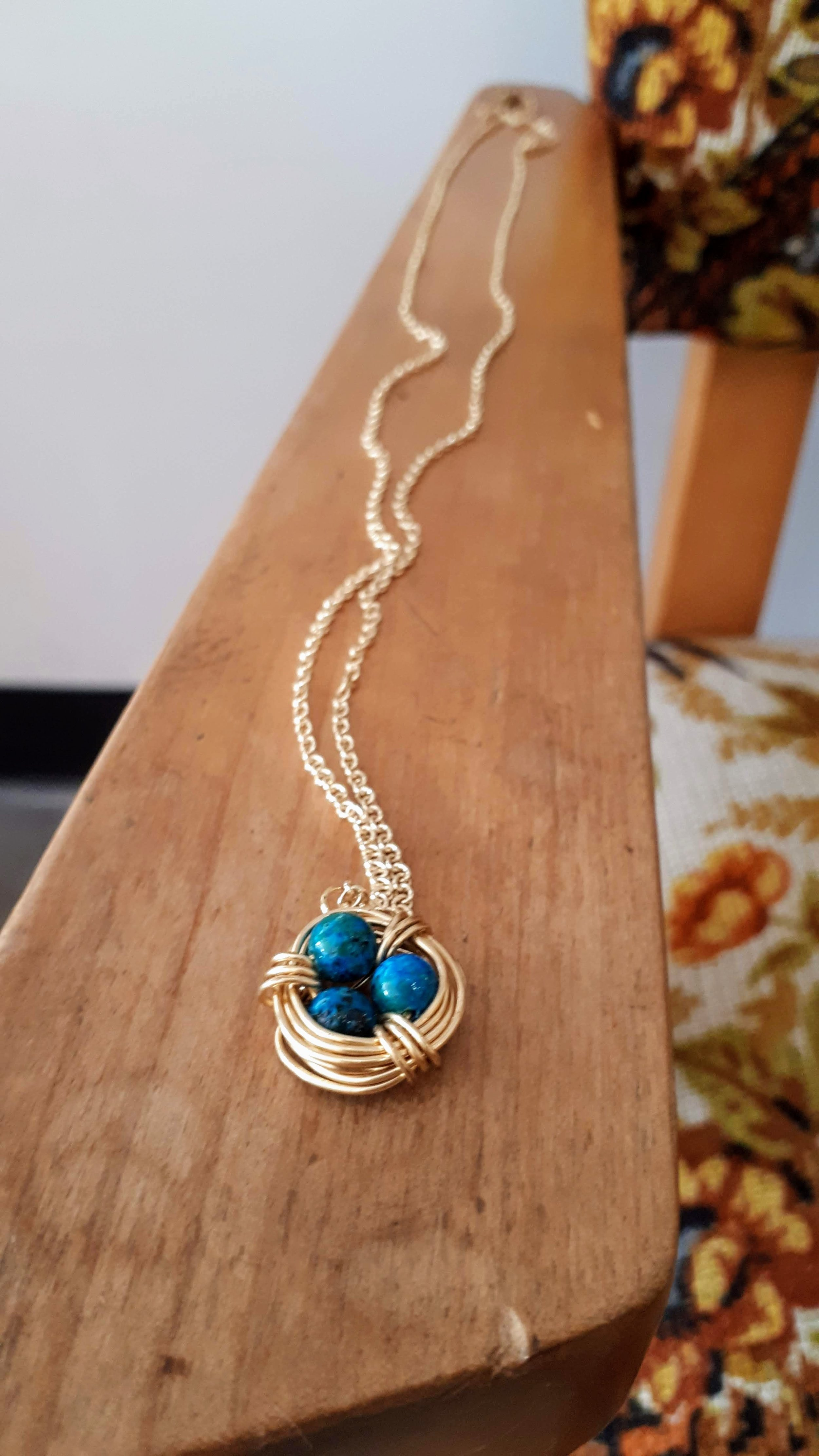 Necklace, $12