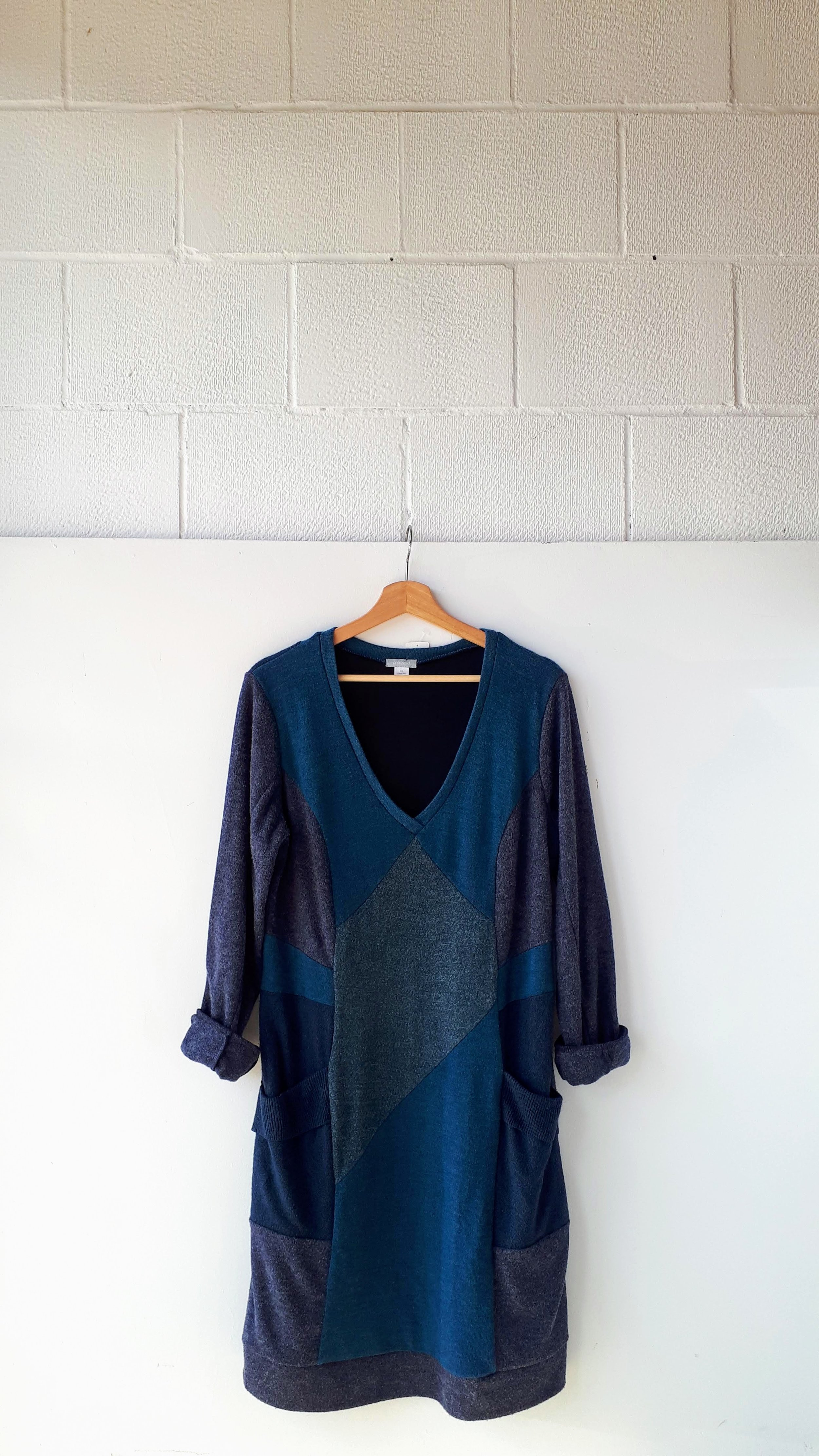 Preloved dress; Size L, $40