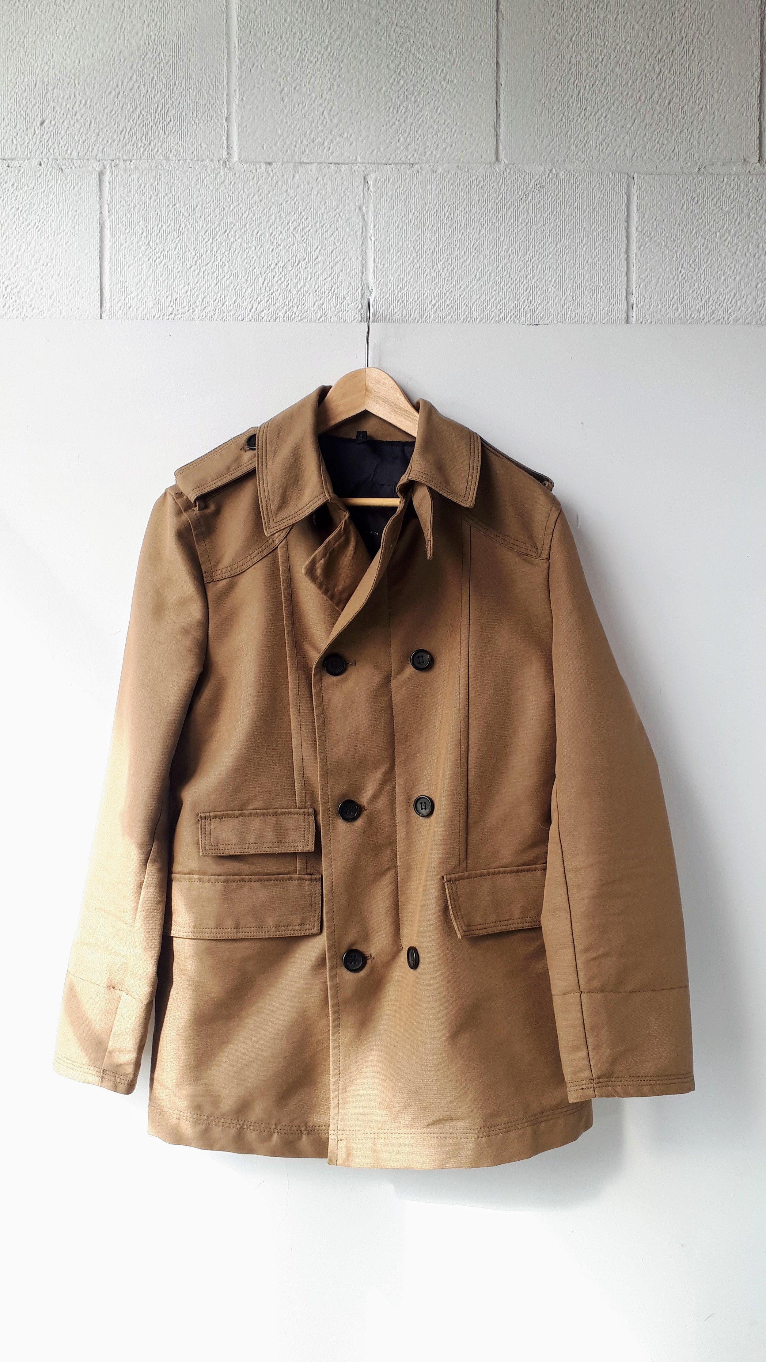 Coat; Men's size M, $56