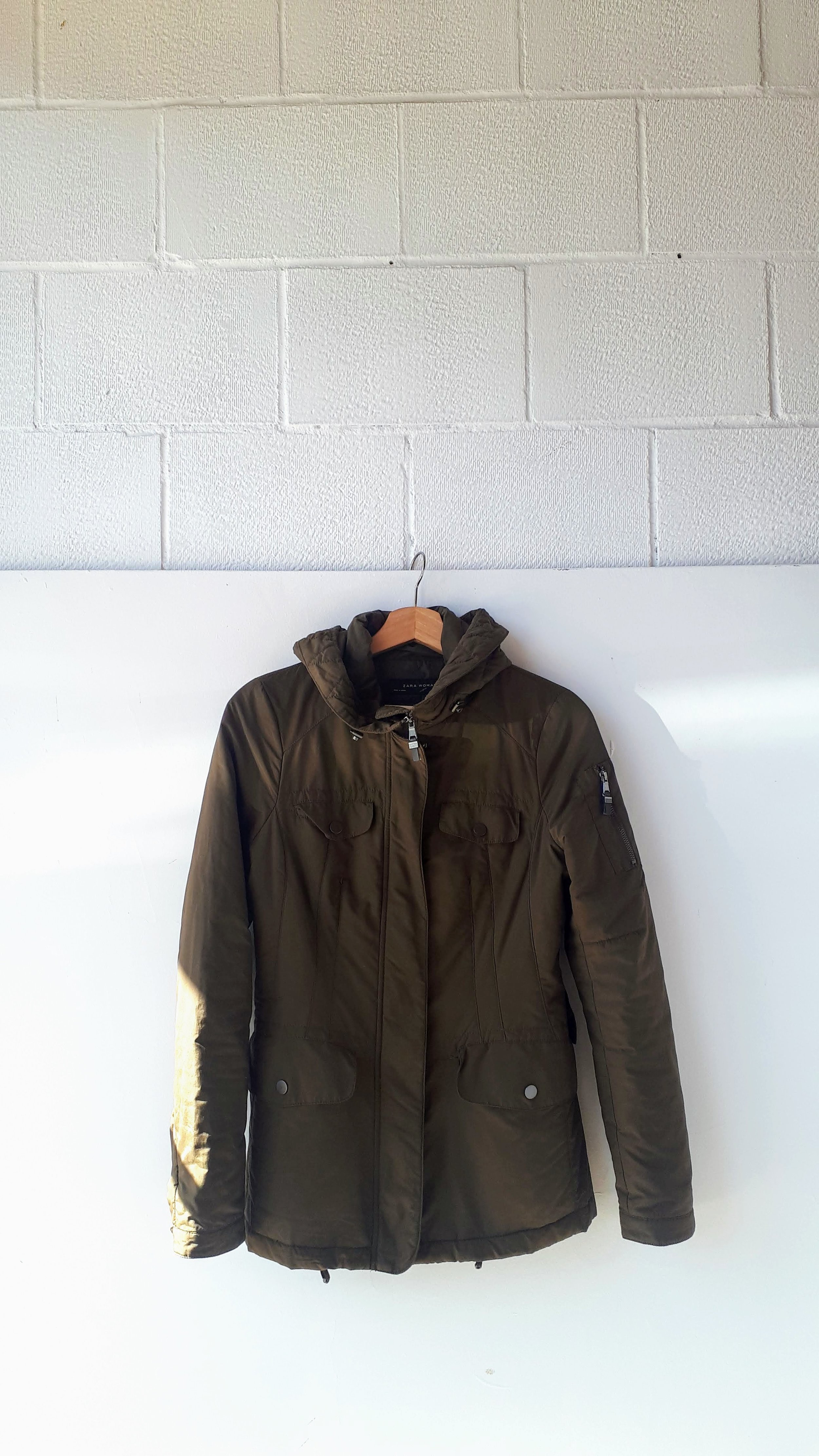 Jacket; Size S, $36 (on sale for $18!)