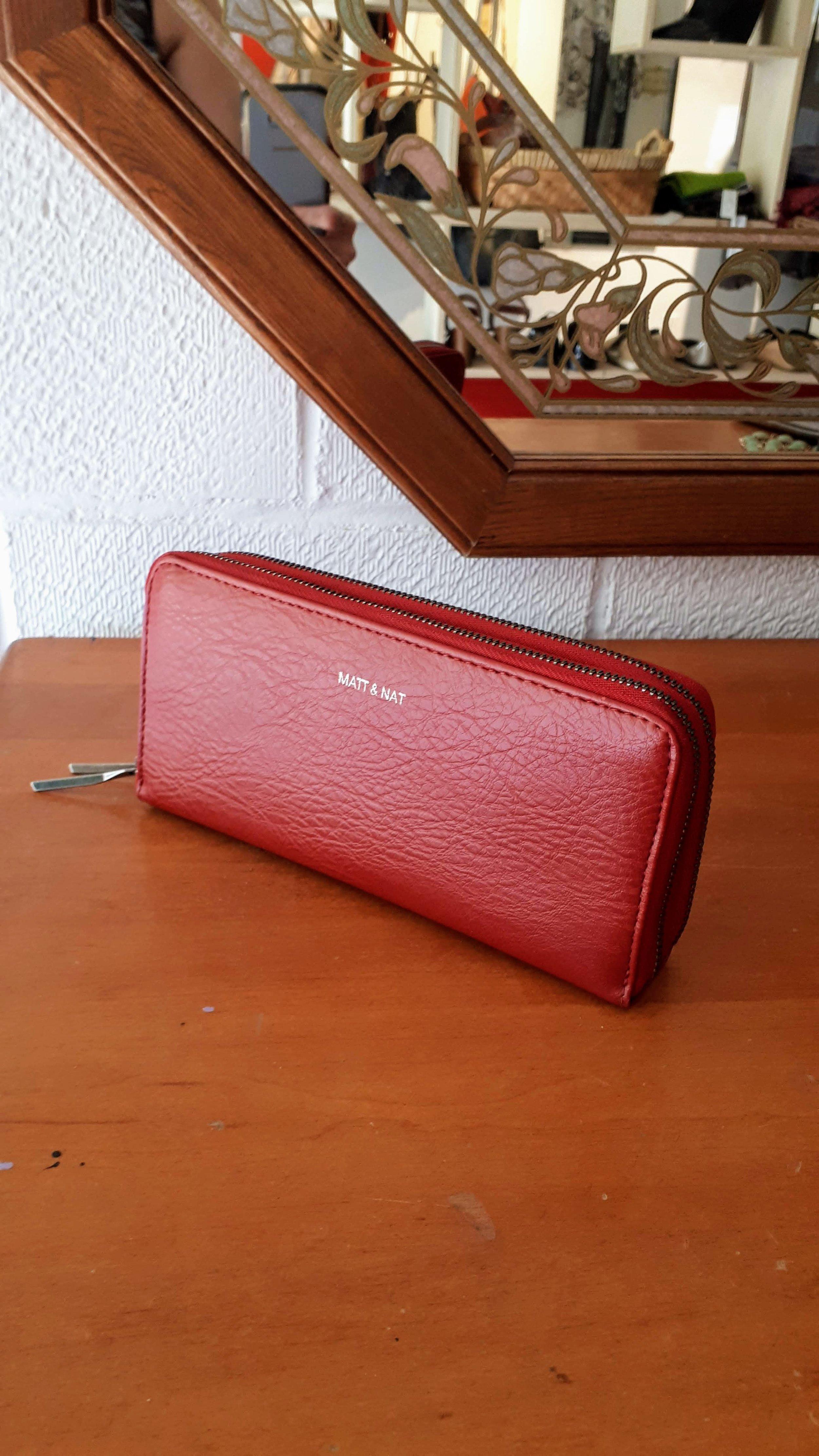 Matt & Nat wallet, $32