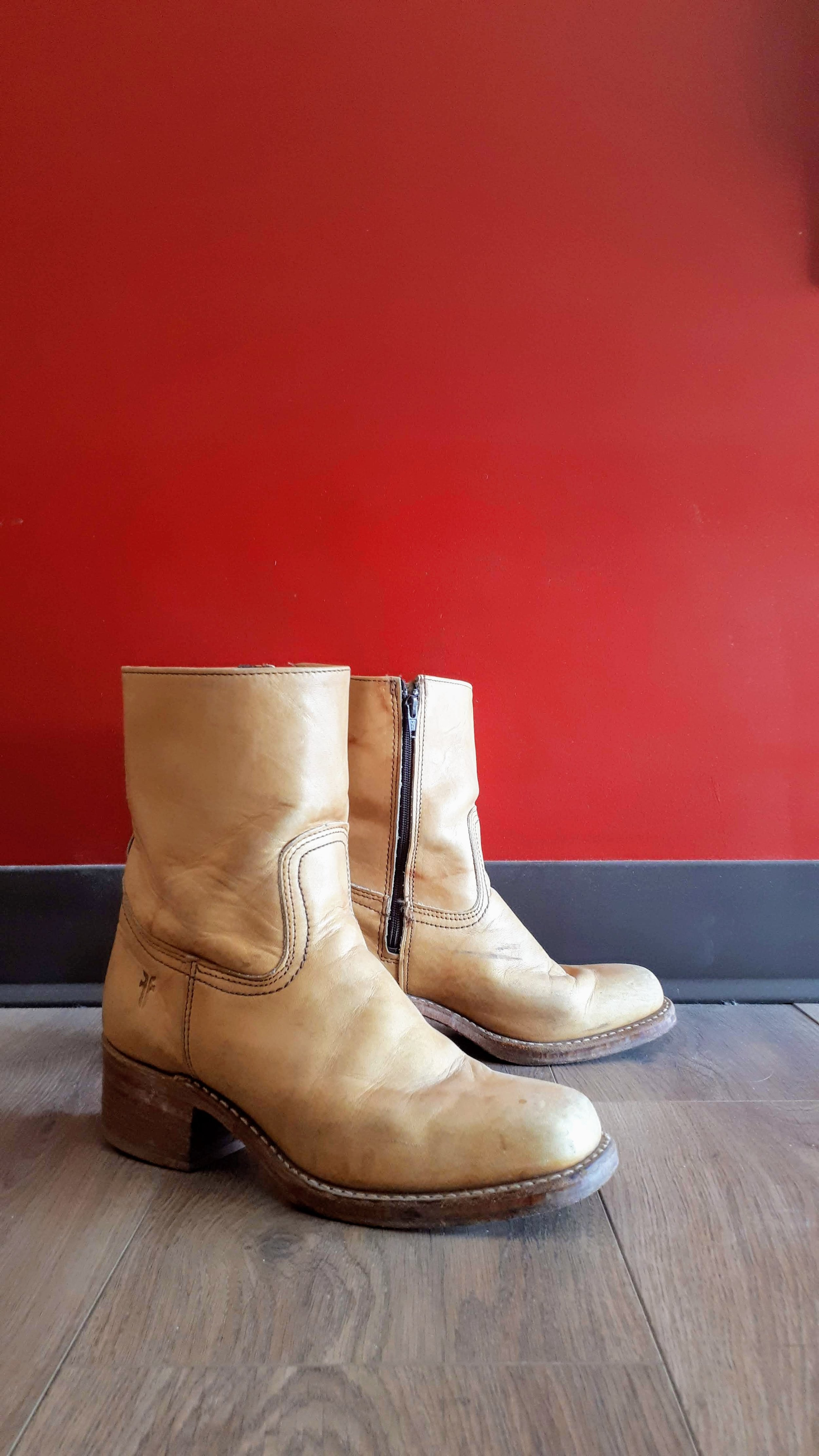 Frye boots; Size 7.5, $85