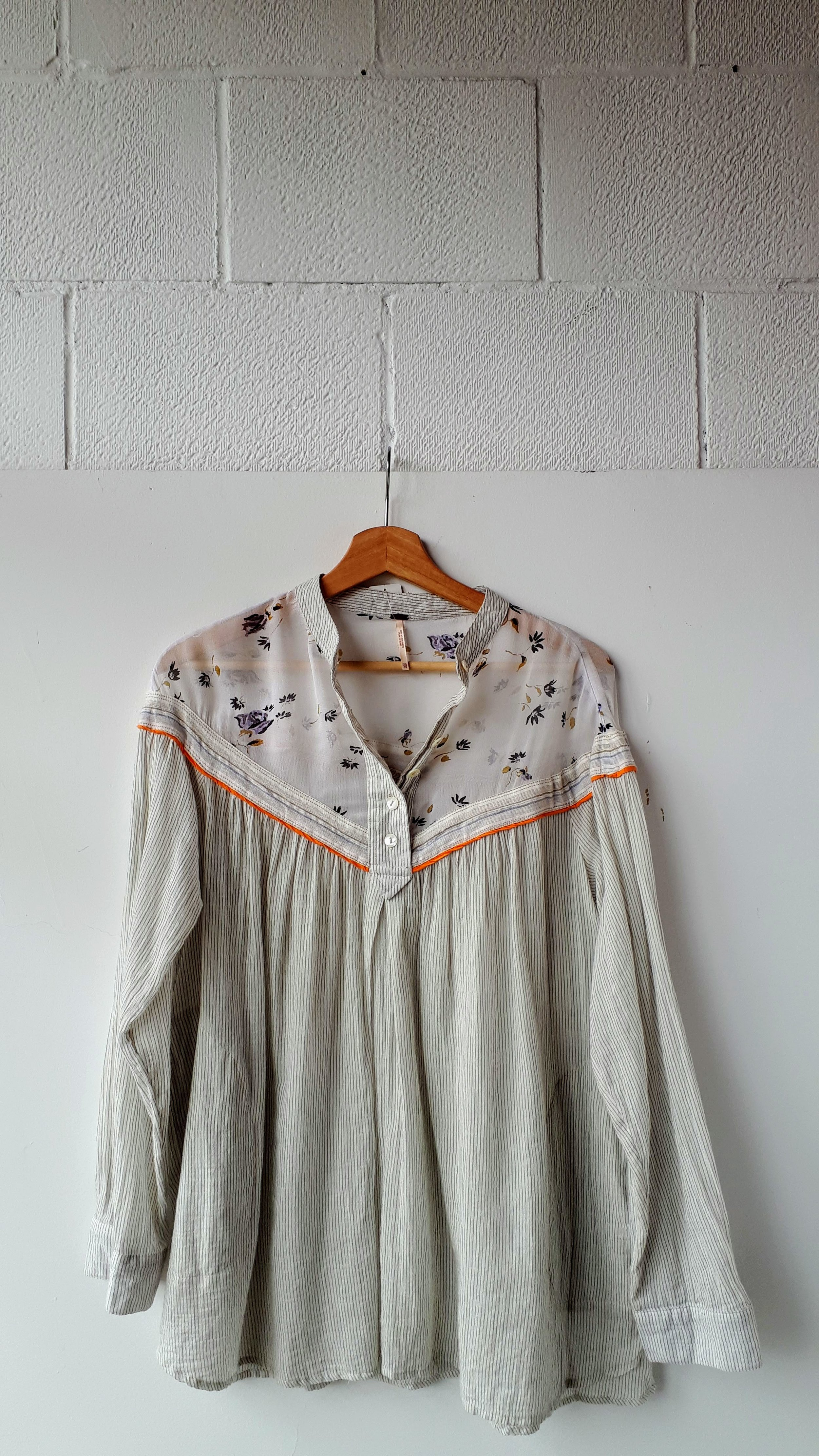 Free People top; Size S, $28 (now on for $14!)