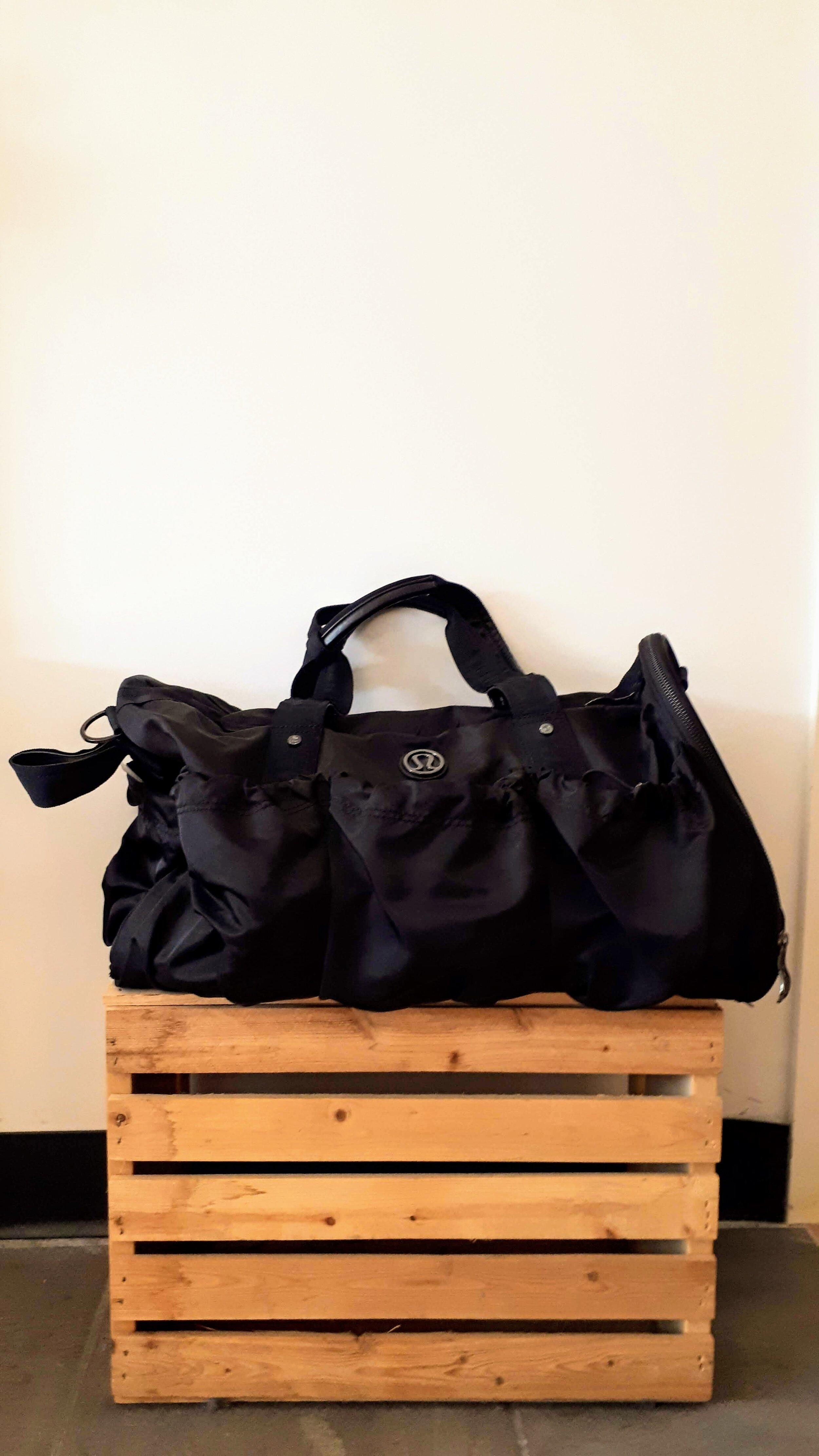 Lululemon bag, $62