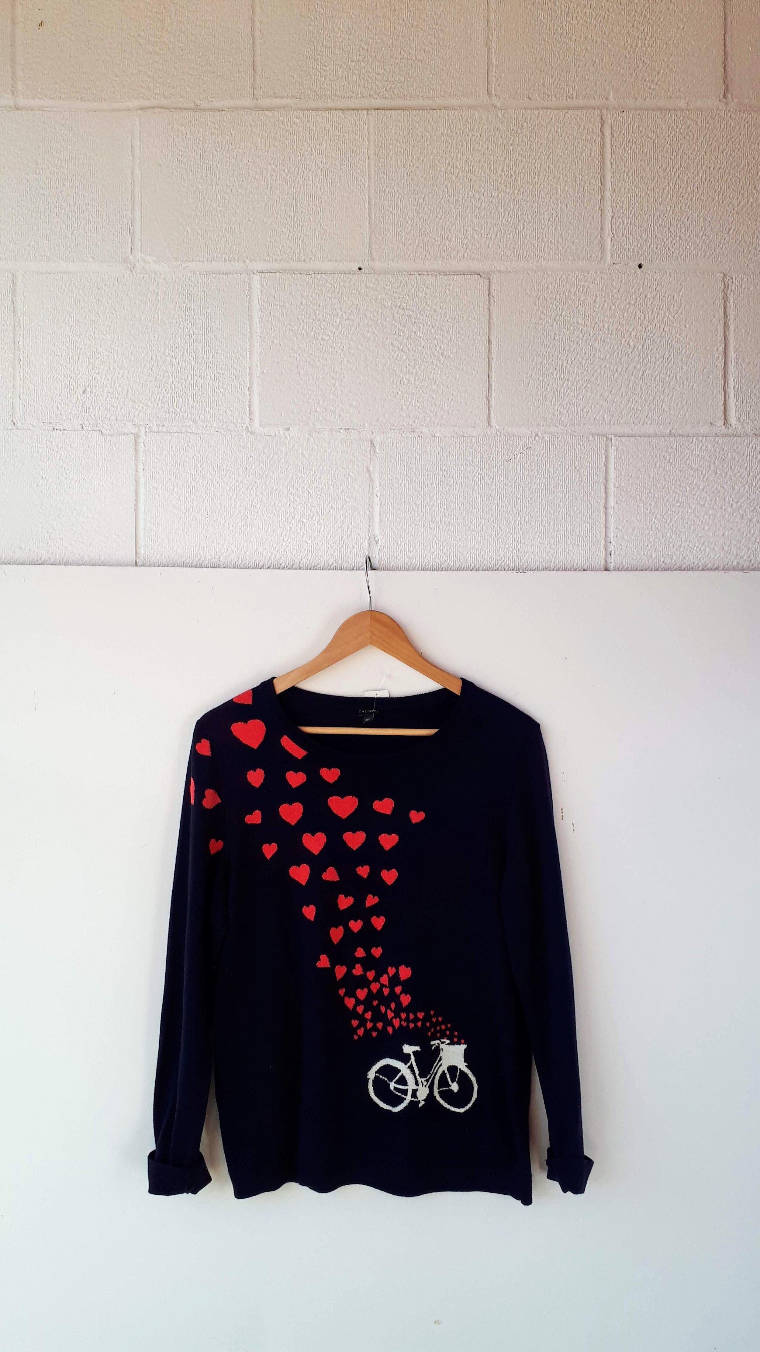 Talbots sweater; Size M/L, $32