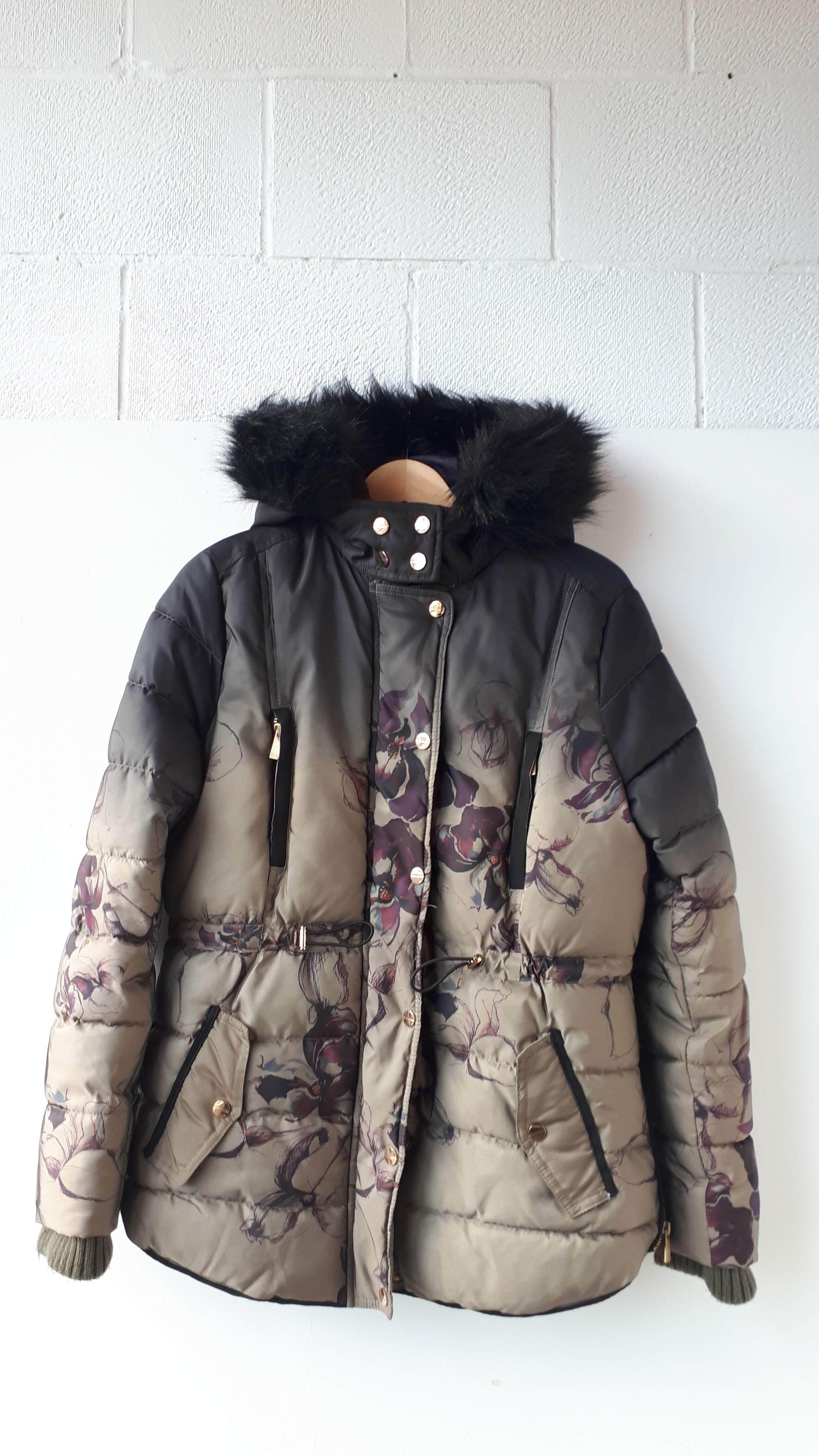Desigual coat; Size M, $62