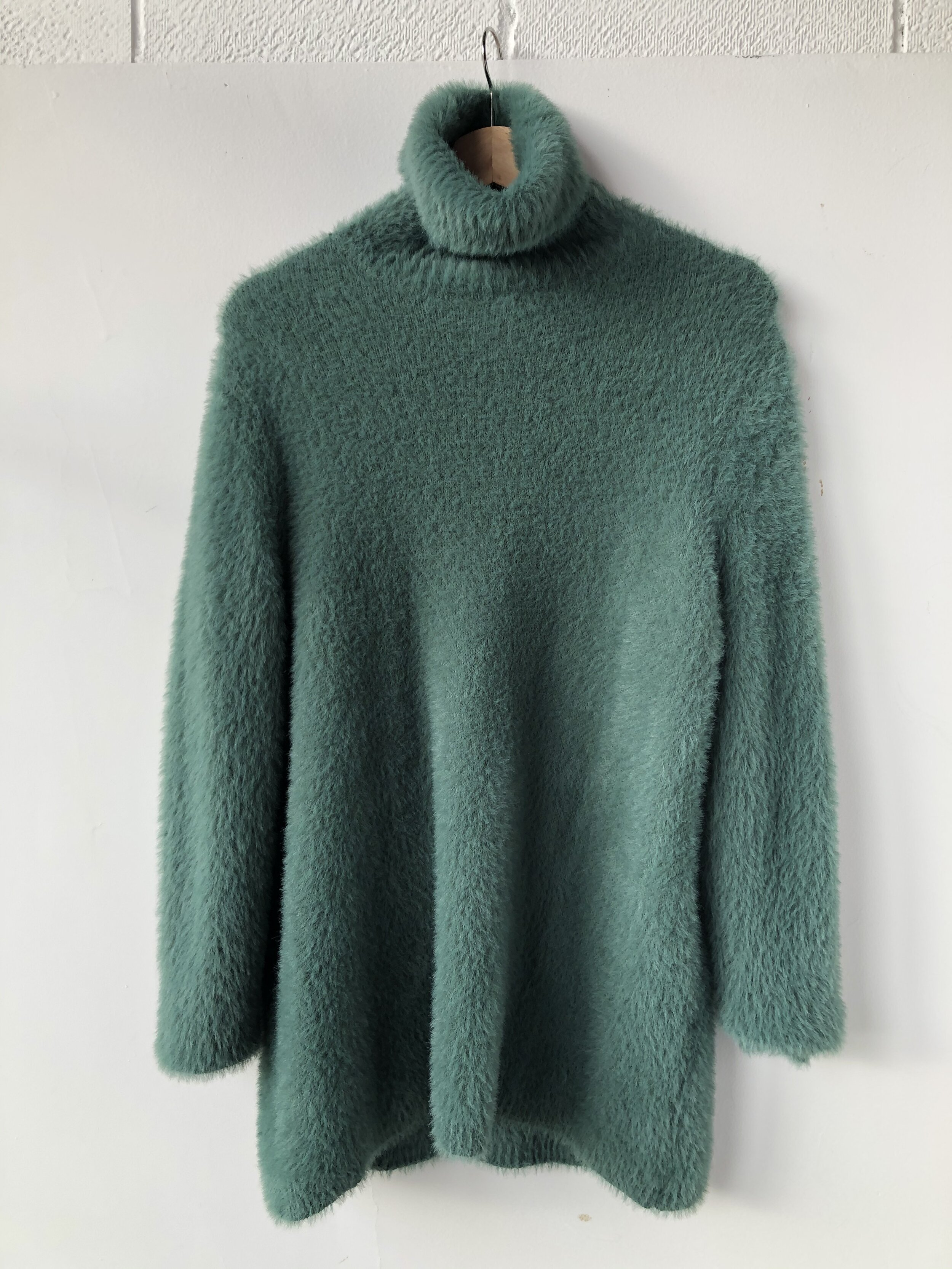 Sweater; Size L, $36