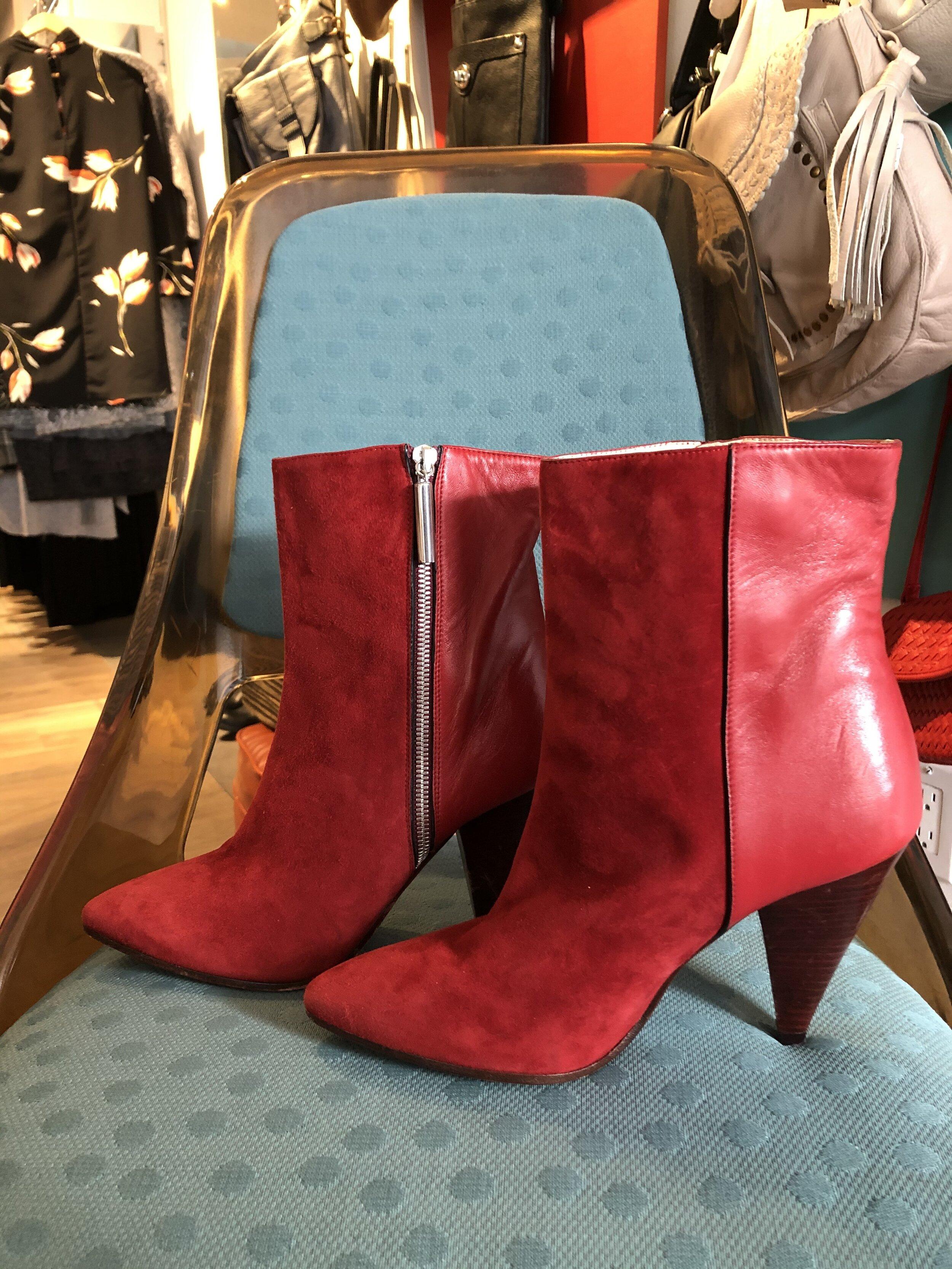 Stuart Weitzman boots; Size 9, $150
