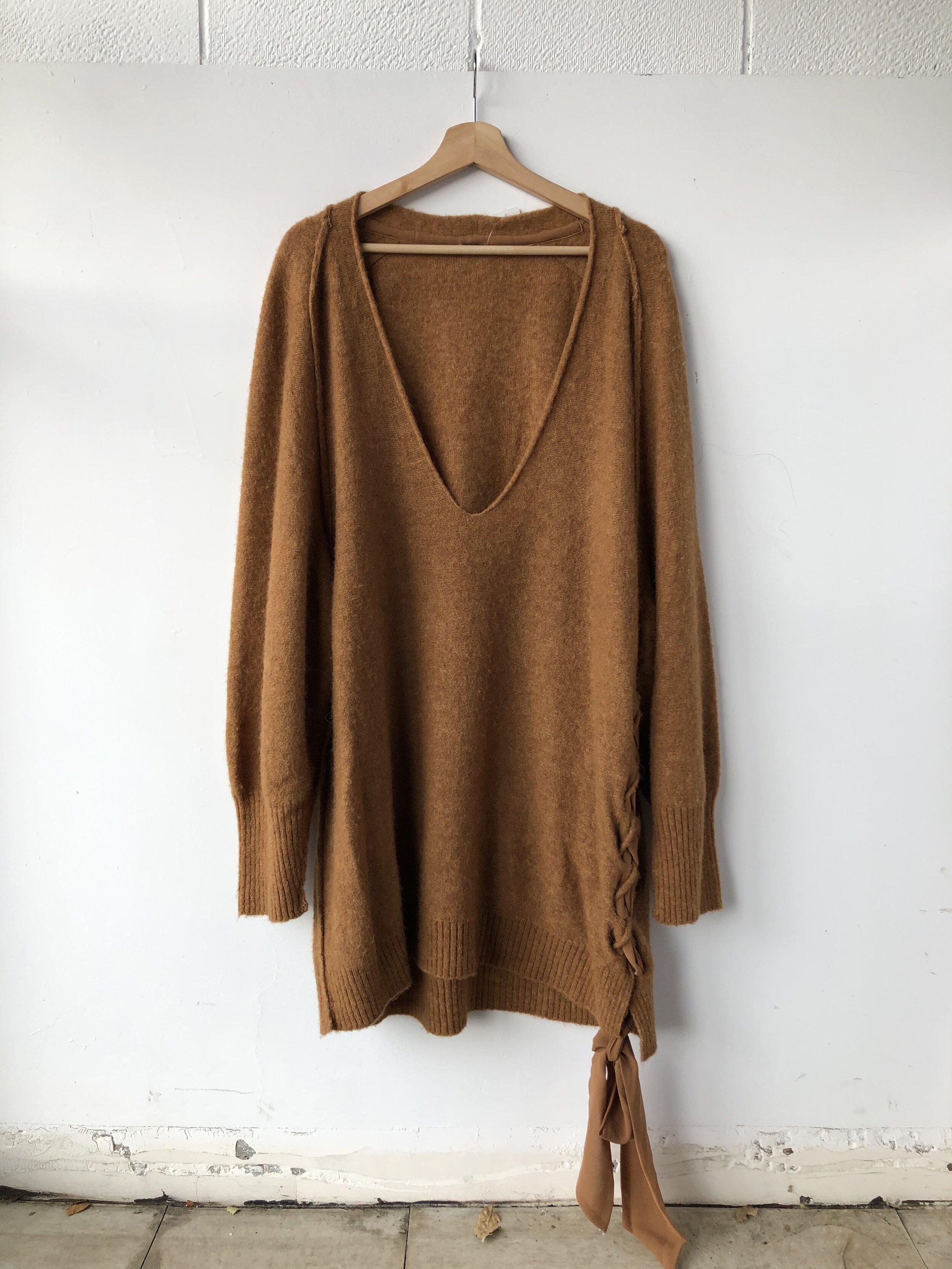 FRee People tunic; Size L, $52